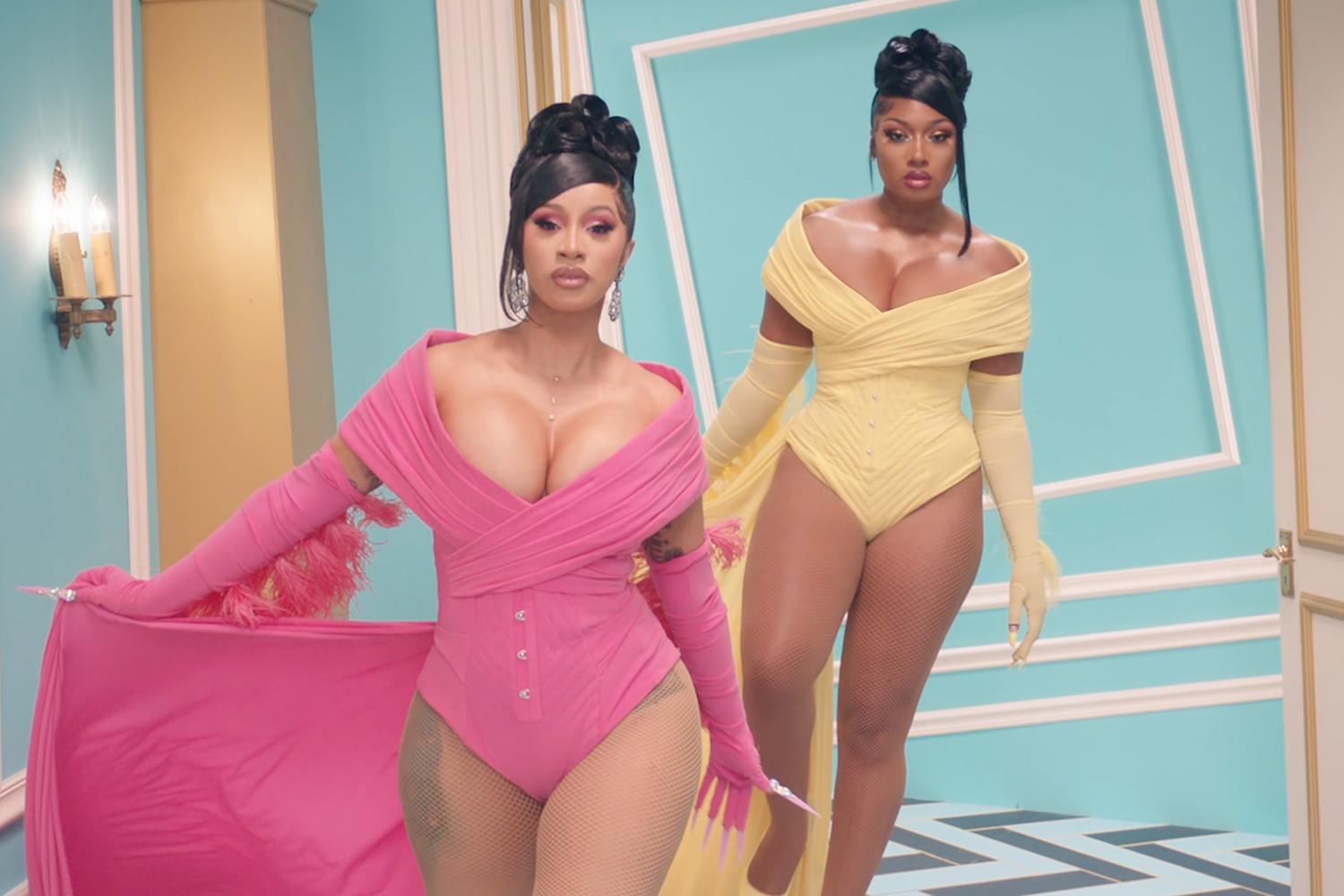 Cardi B - WAP feat. Megan Thee Stallion