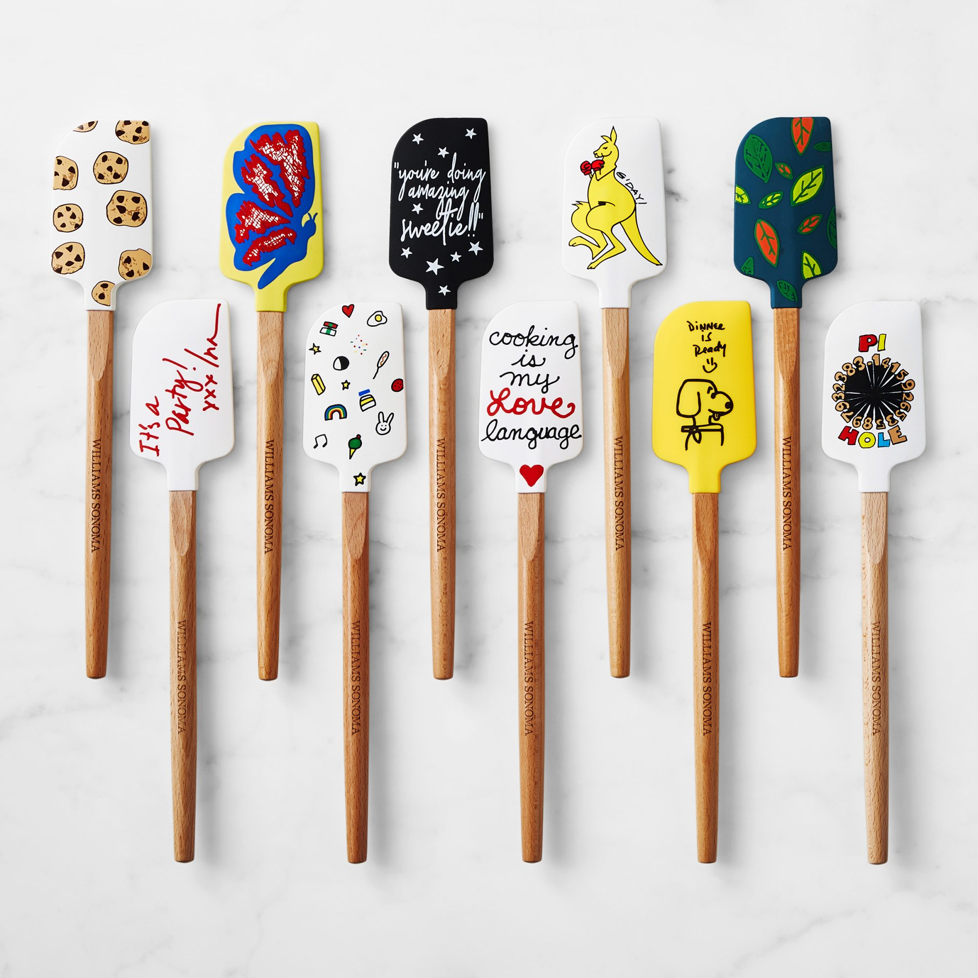 Celebrity Designed Spatulas