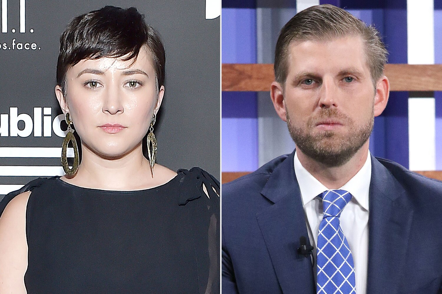 Zelda Williams Slams Eric Trump For Sharing Video Of Her Late Father People Com