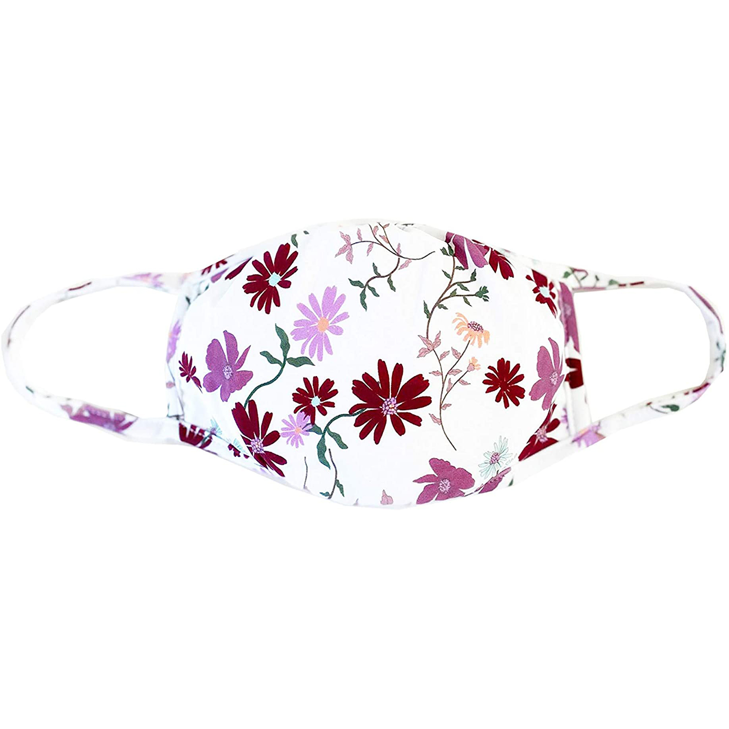 Floral Face Masks
