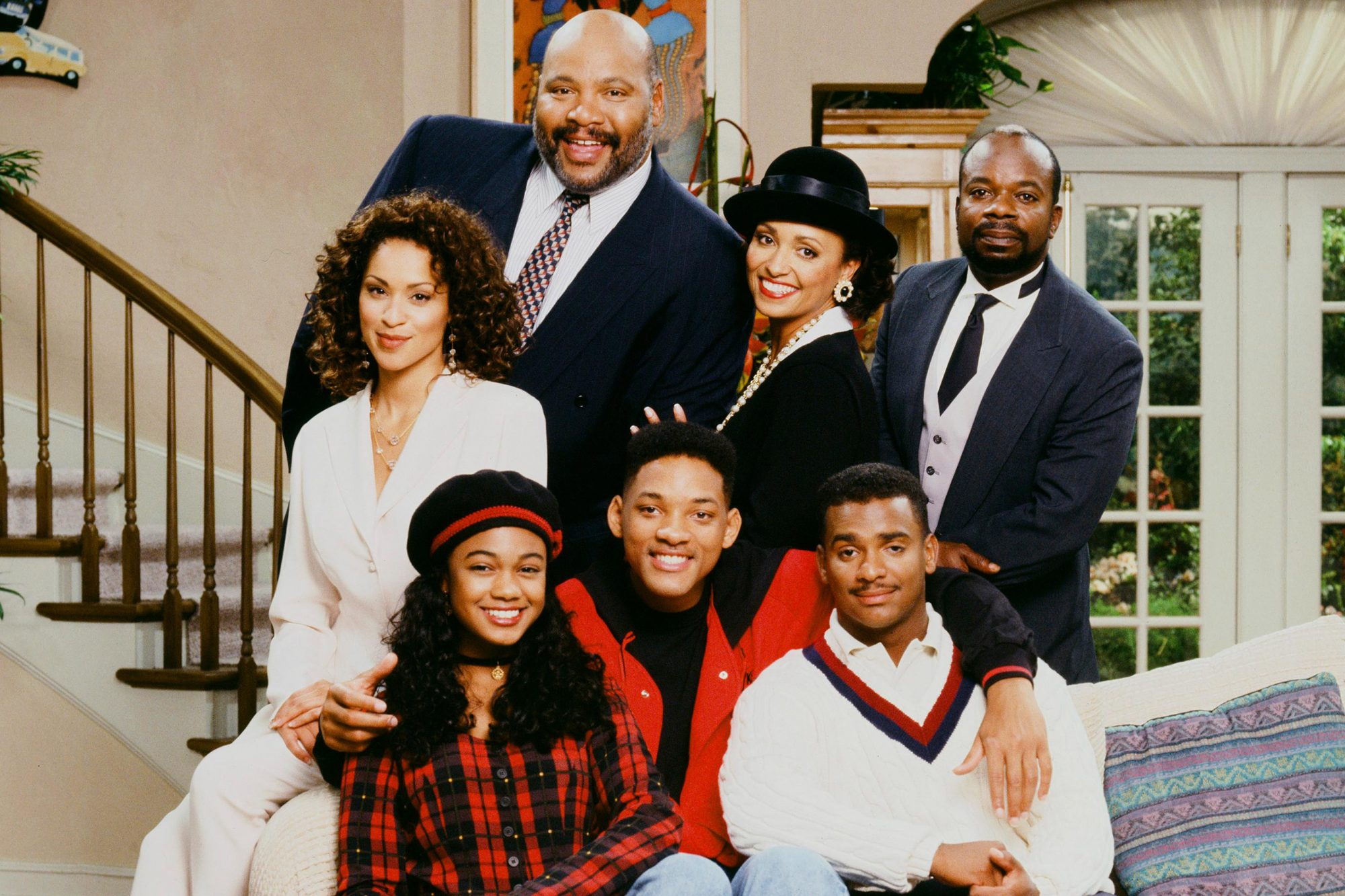 THE FRESH PRINCE OF BEL-AIR -- Pictured: Will Smith