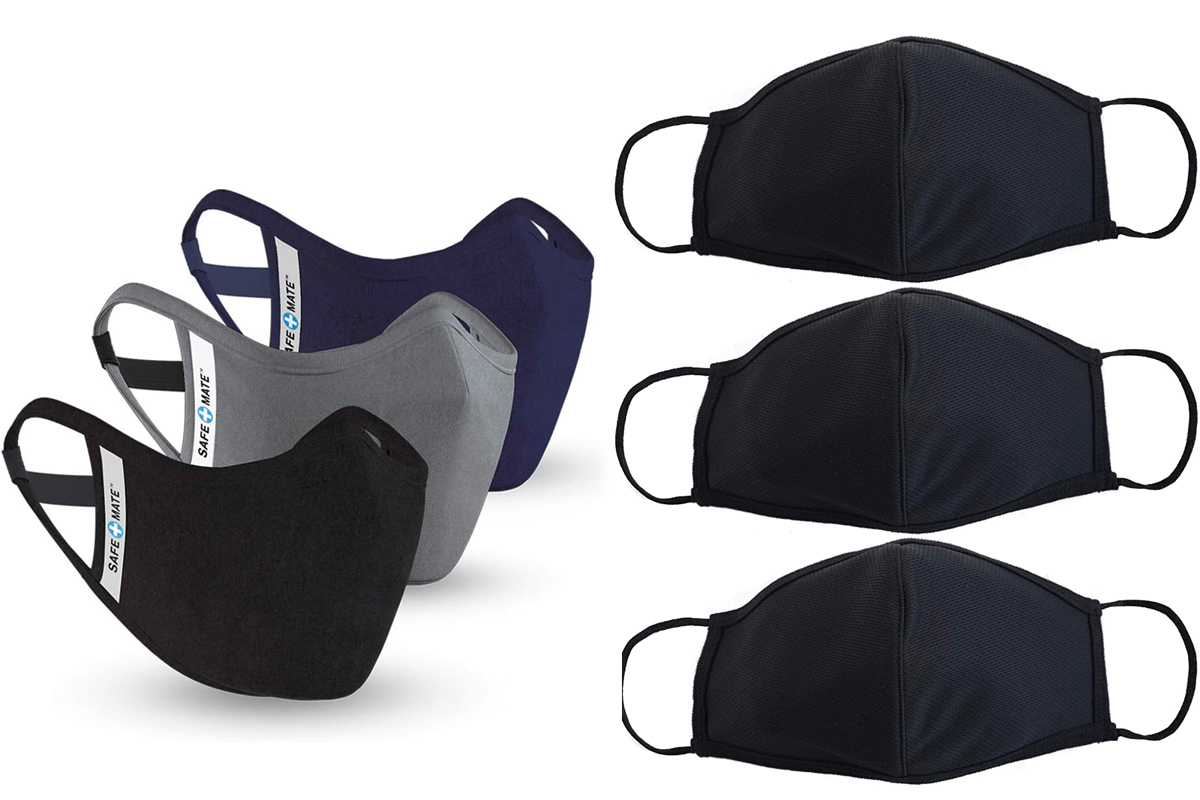 Re-Usable Reversible Face Mask