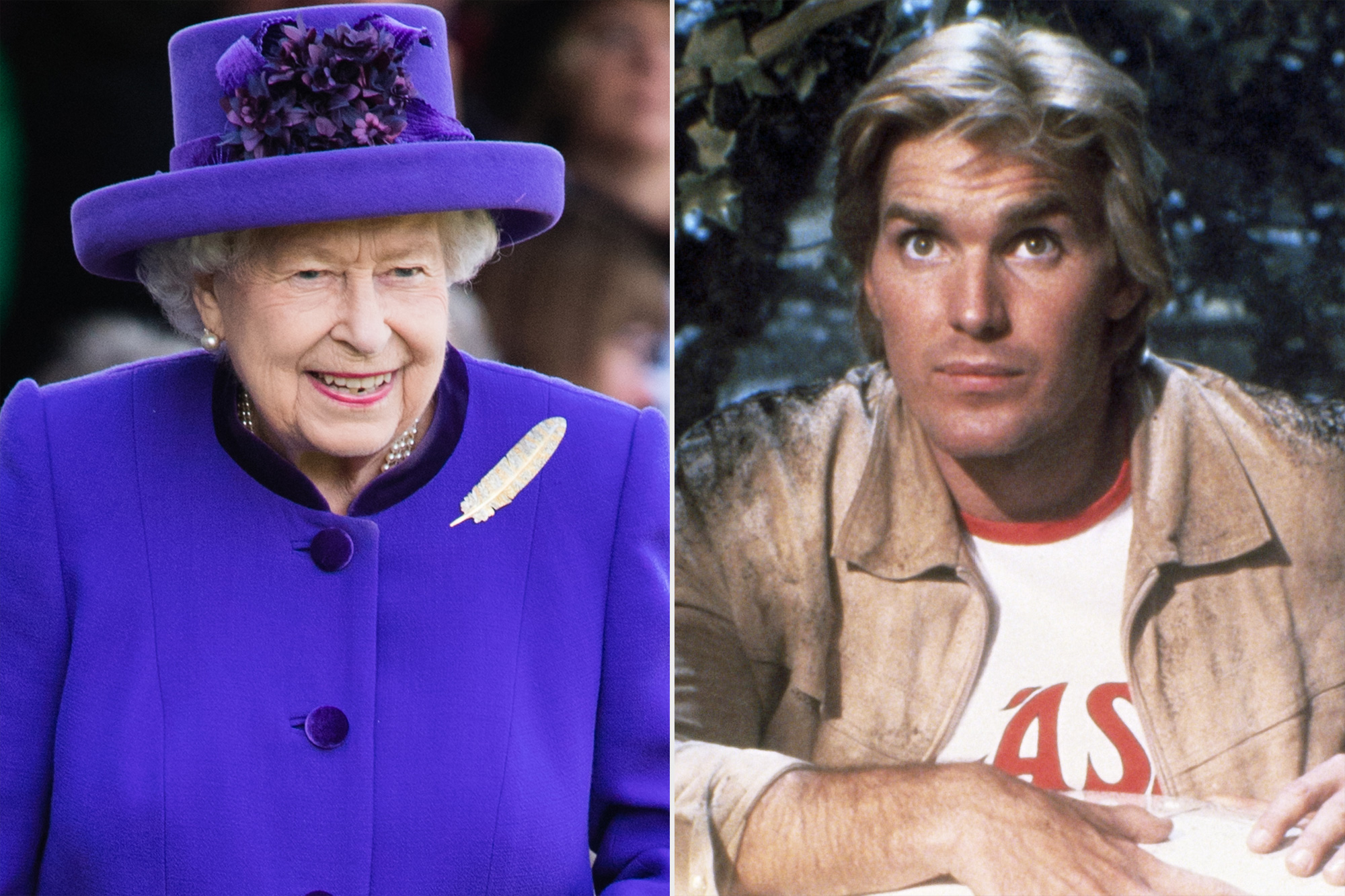 Queen Elizabeth Flash Gordon