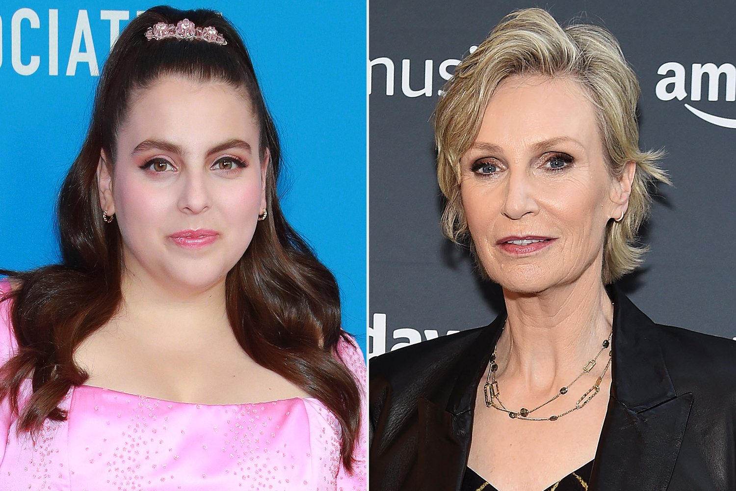 Beanie Feldstein, Jane Lynch