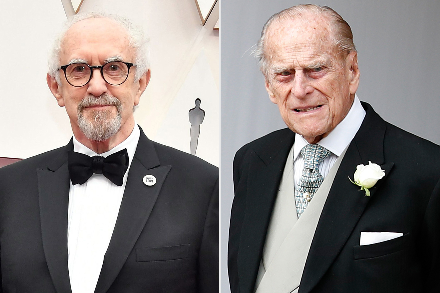 Jonathan Pryce; Prince Philip, Duke of Edinburgh
