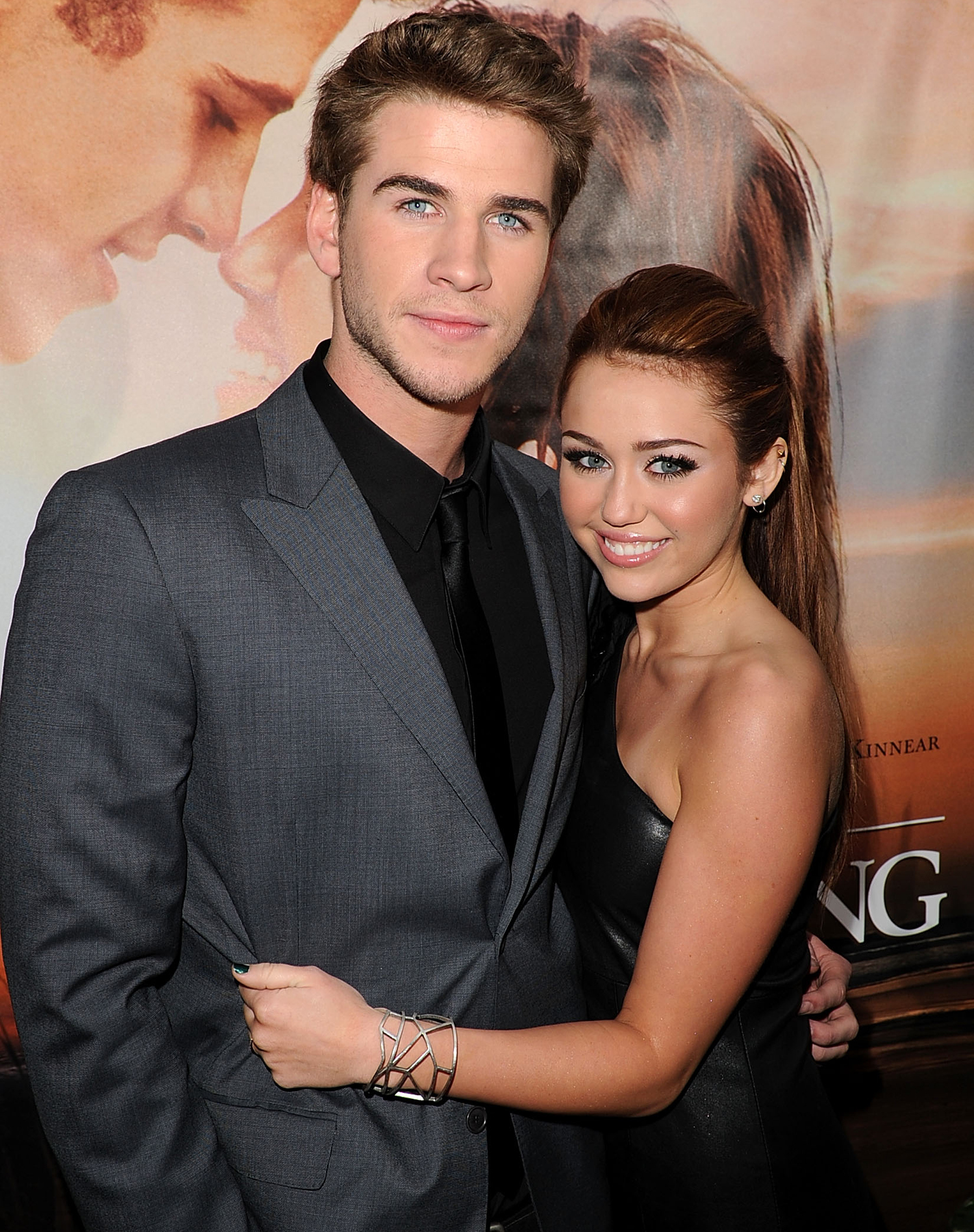 Liam Hemsworth; Miley Cyrus