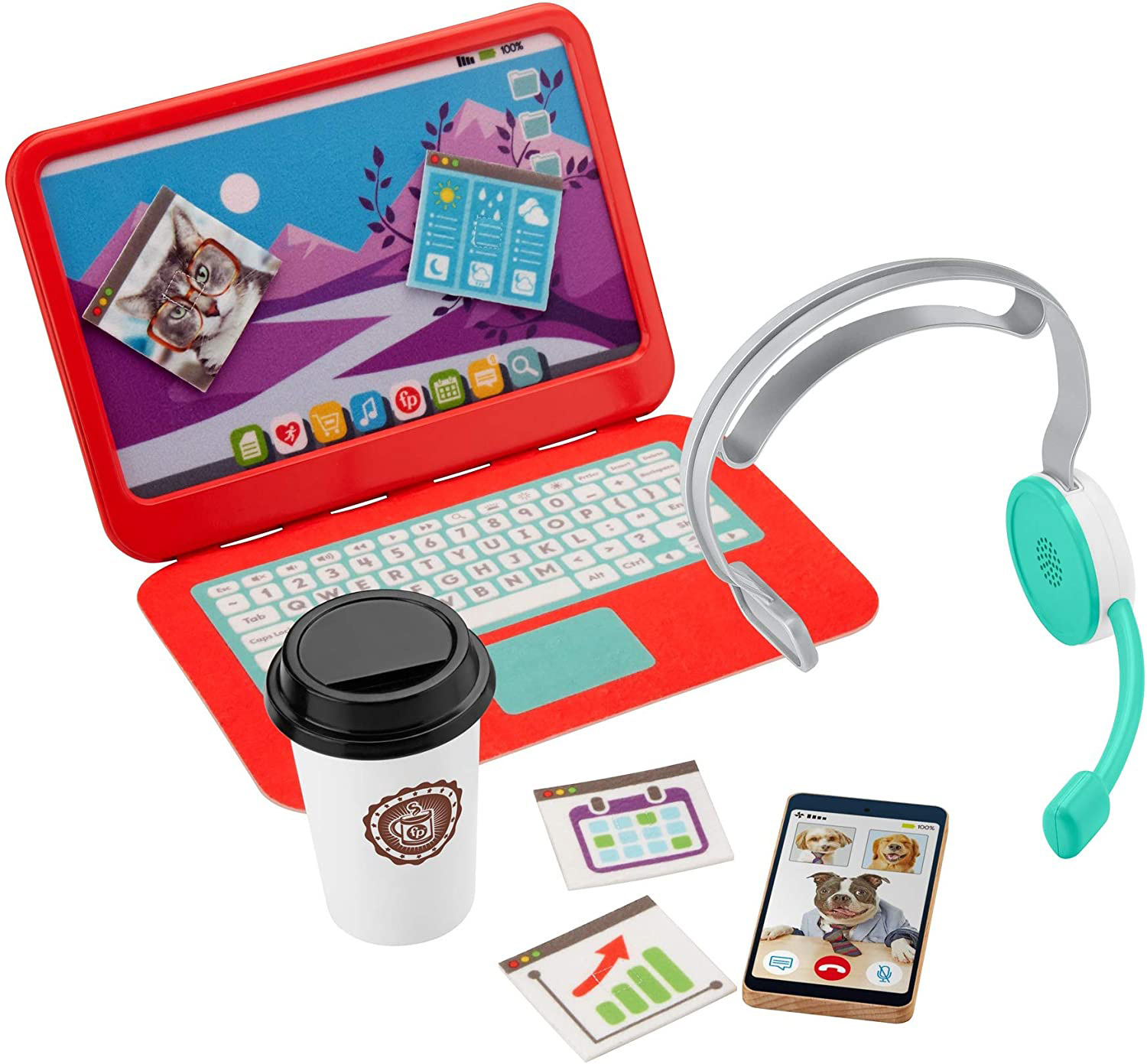Fisher Price - My Home Office
