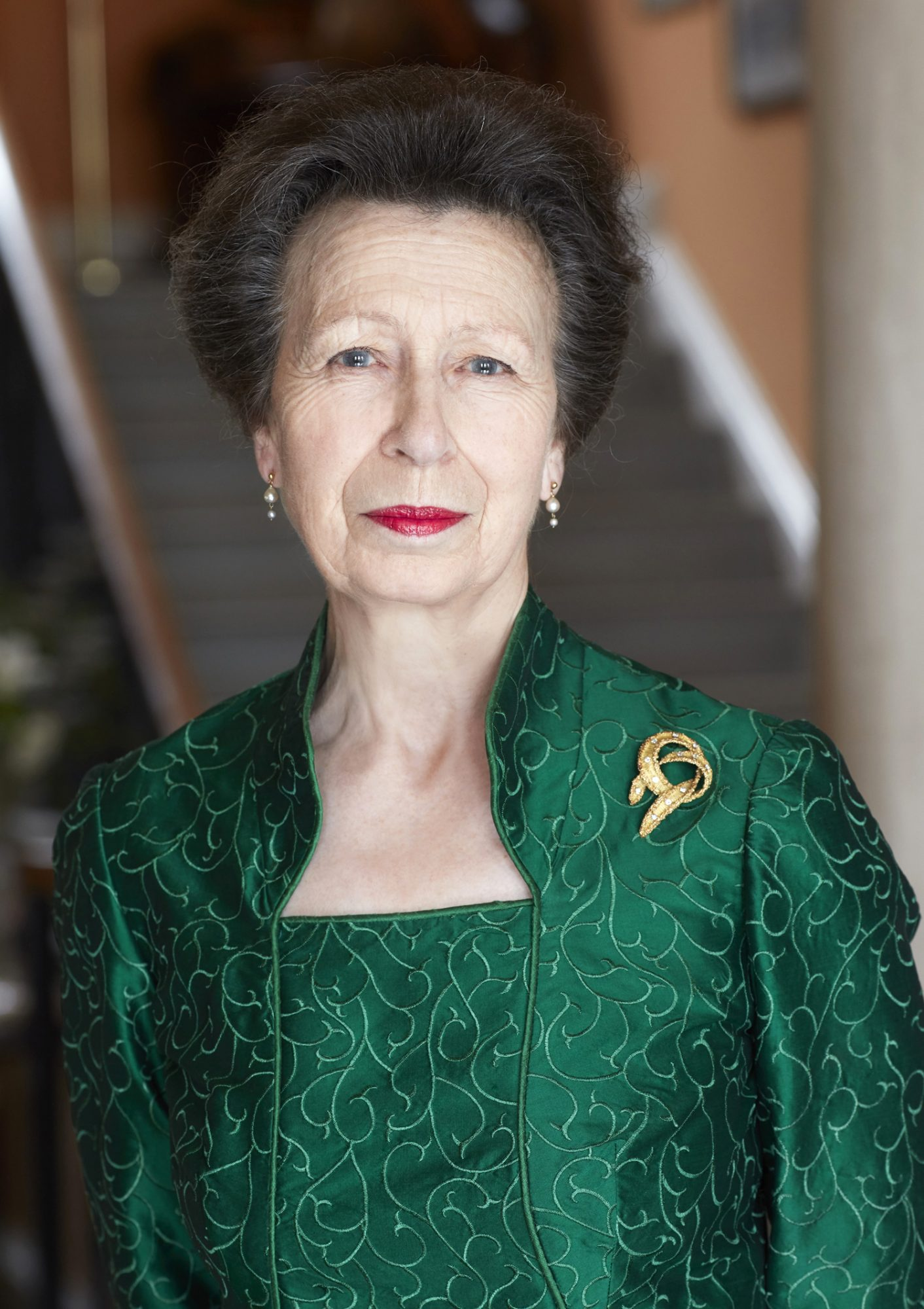 ****Embargoed to 2200 BST Friday August 14 ****The Princess Royal which have been released to celebrate her 70th birthday on Saturday