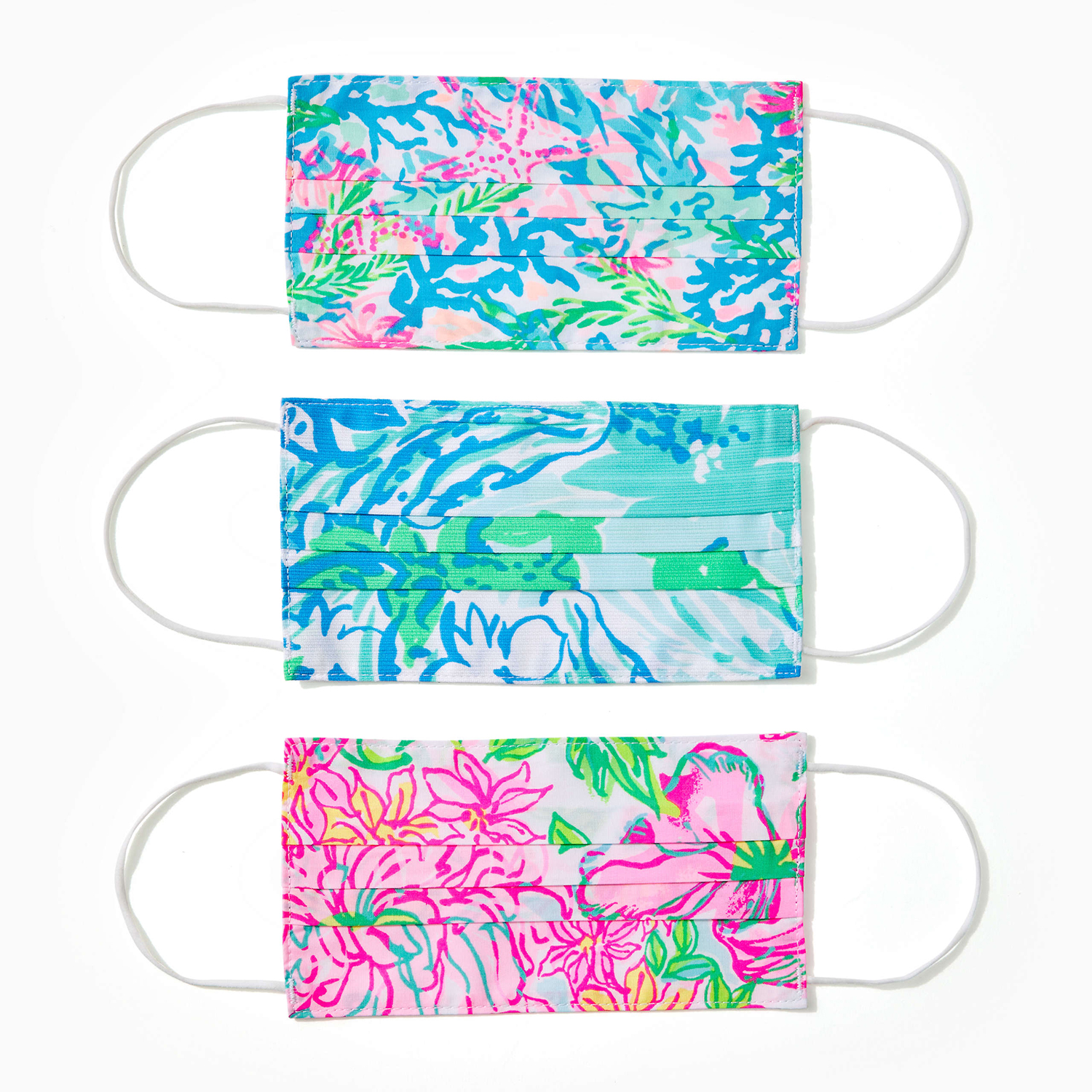 Lilly Pulitzer Face Masks Packs