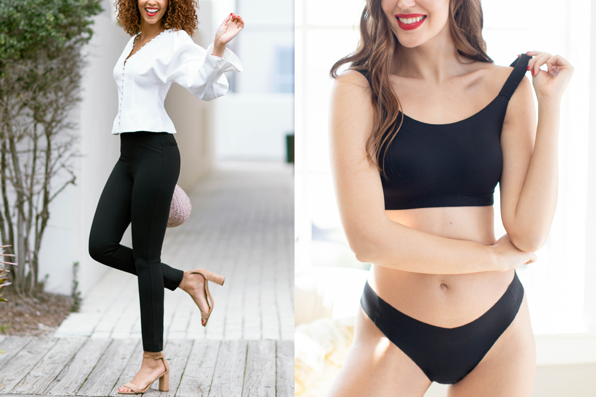 Spanx Workout to Fashion