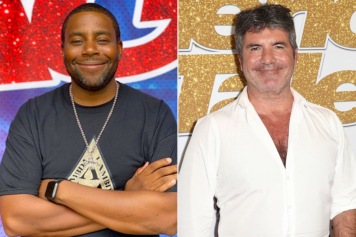 kenan thompson, Simon Cowell