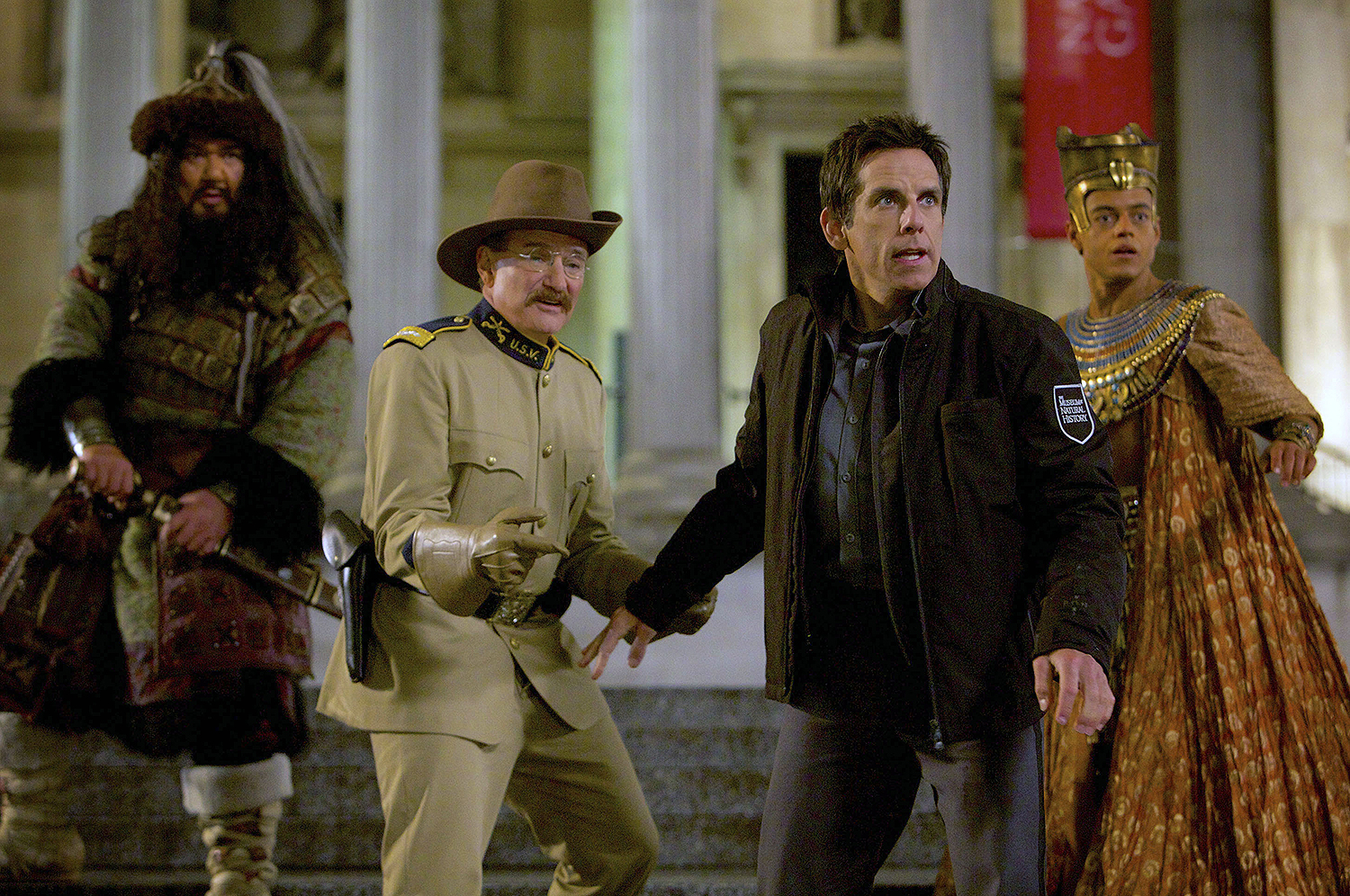 Robin Williams, Night At The Museum - Secret Of The Tomb