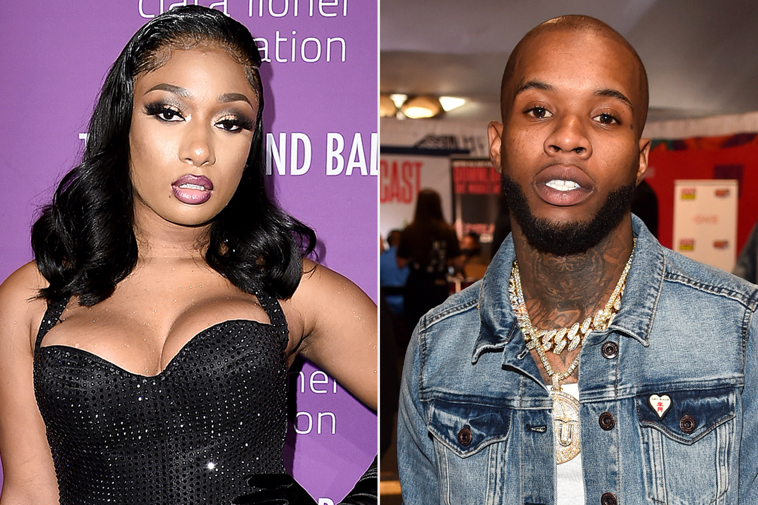 Megan Thee Stallion, Tory Lanez