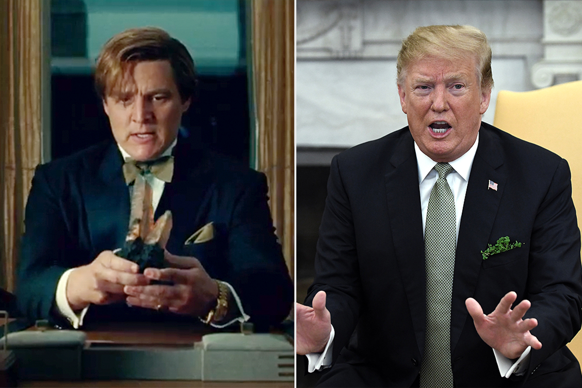 Wonder Woman 1984 Director Patty Jenkins Says Trump Is 'One' of the Influences for Pedro Pascal's Villain