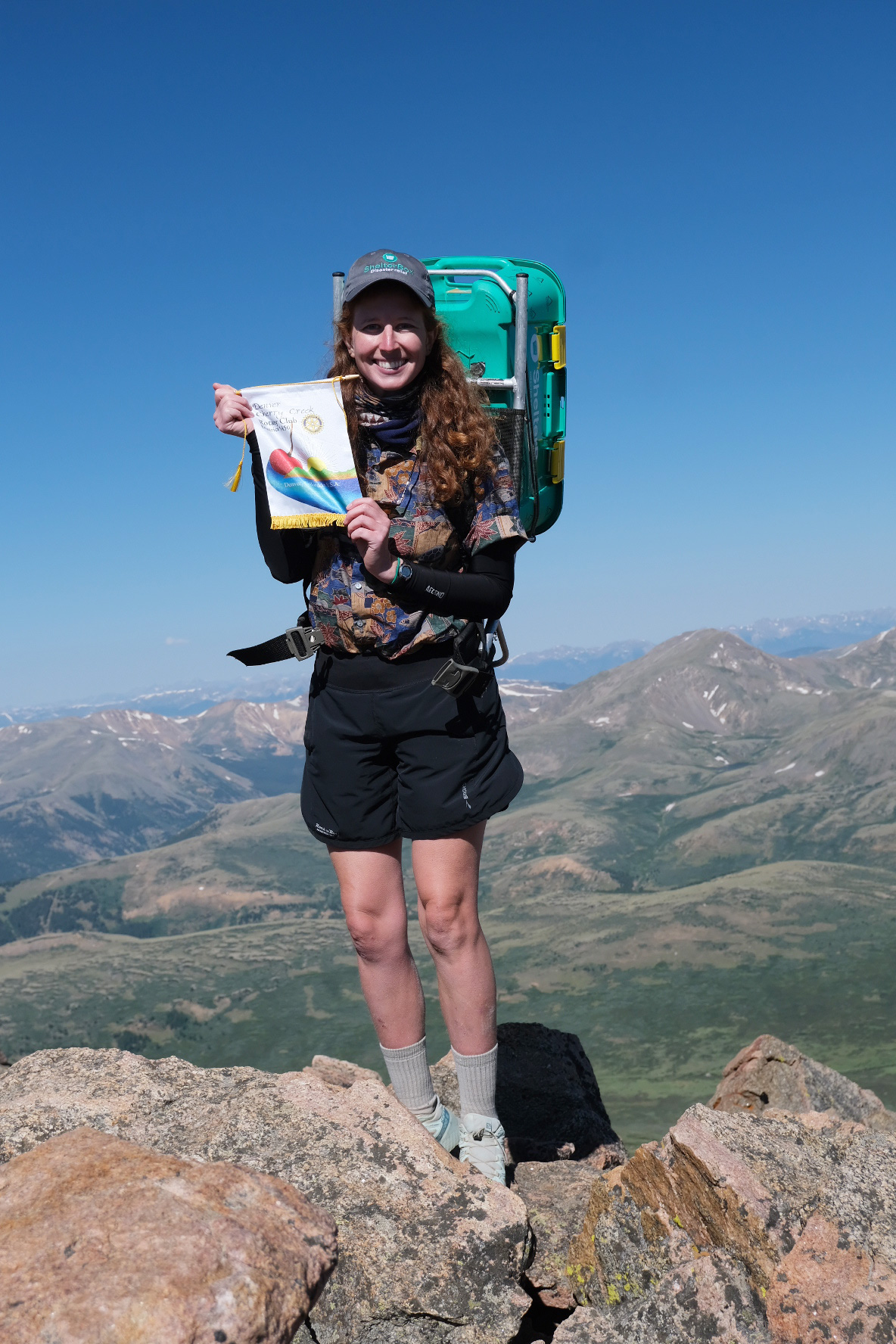 Woman Is on a Mission to Climb All of Colorado's 58 14,000-Foot Peaks — for a Good Cause