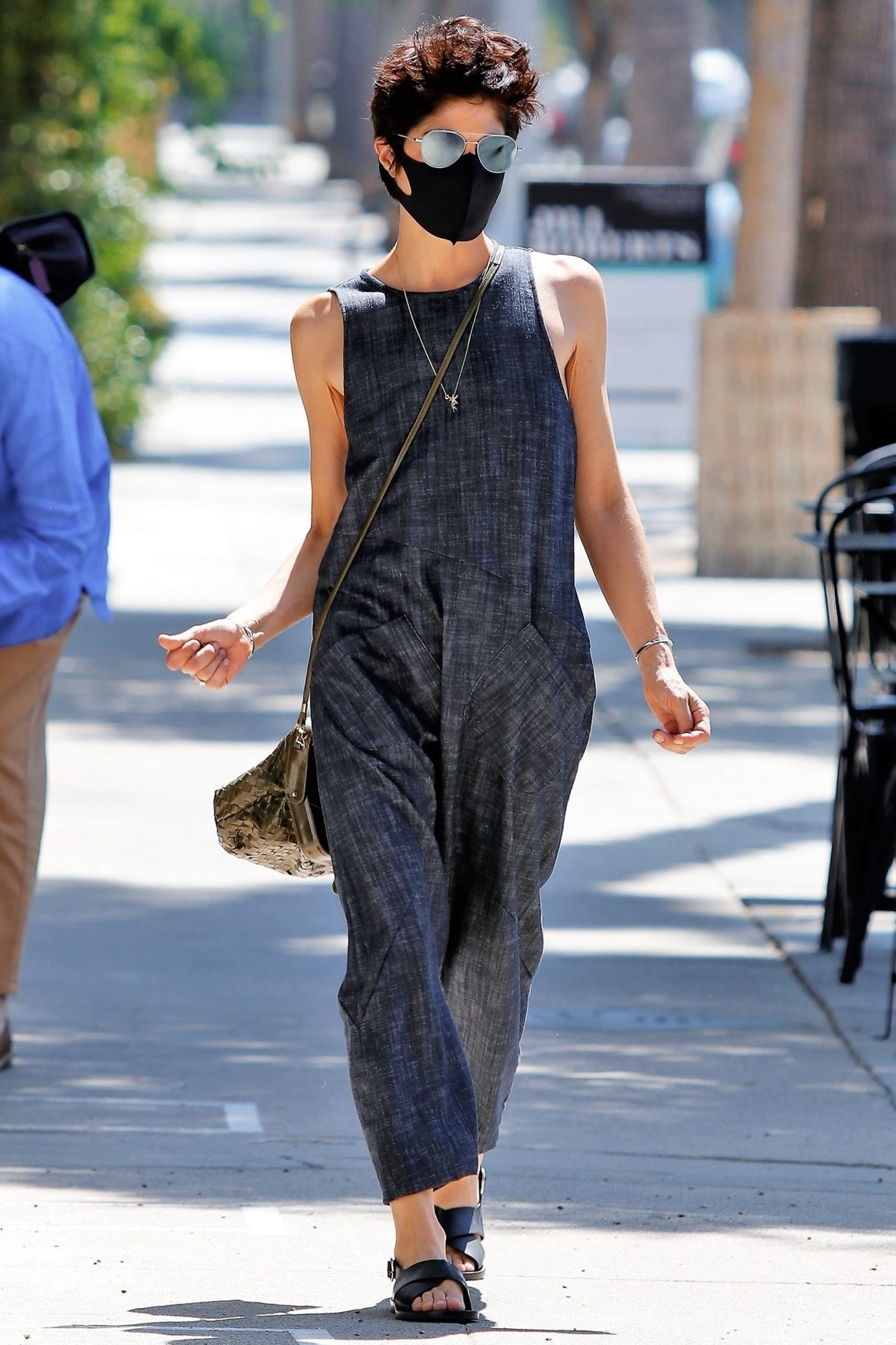 Selma Blair heads to her favorite coffee place