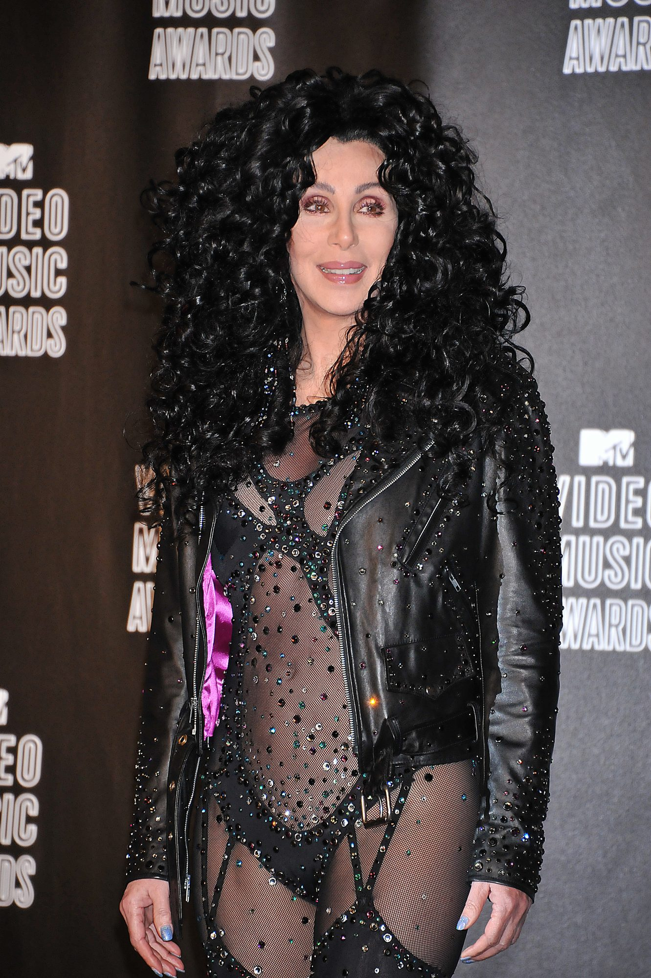 Cher Turned Back Time, Literally