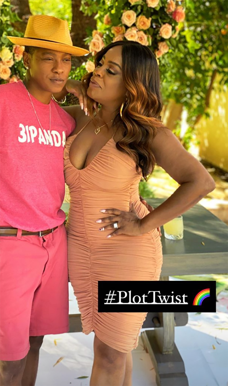 Neicy Nash is Married to Singer Jessica Betts