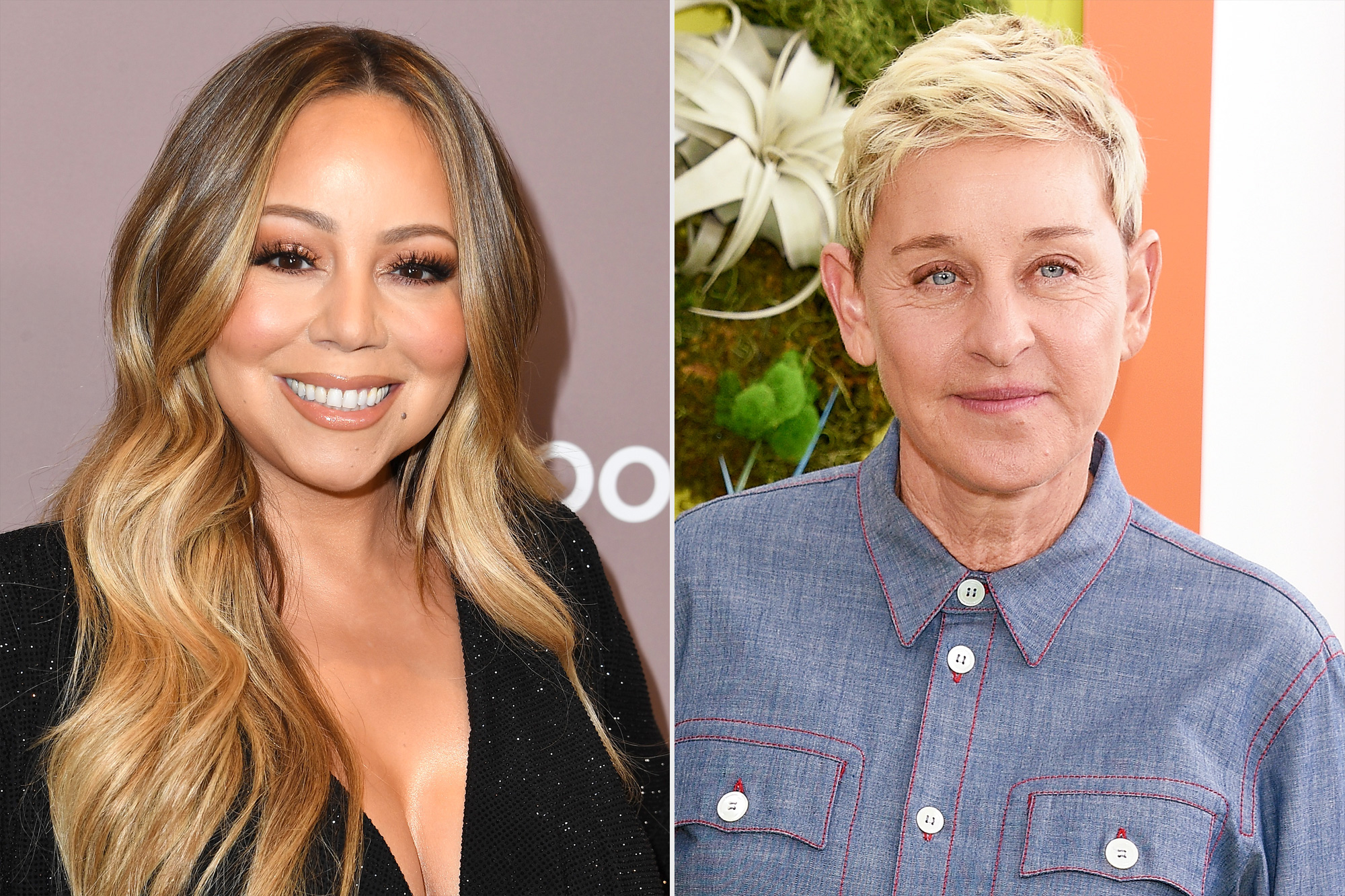 Mariah Carey Was 'Extremely Uncomfortable' When Pregnancy Was Outed During 2008 Ellen DeGeneres Interview