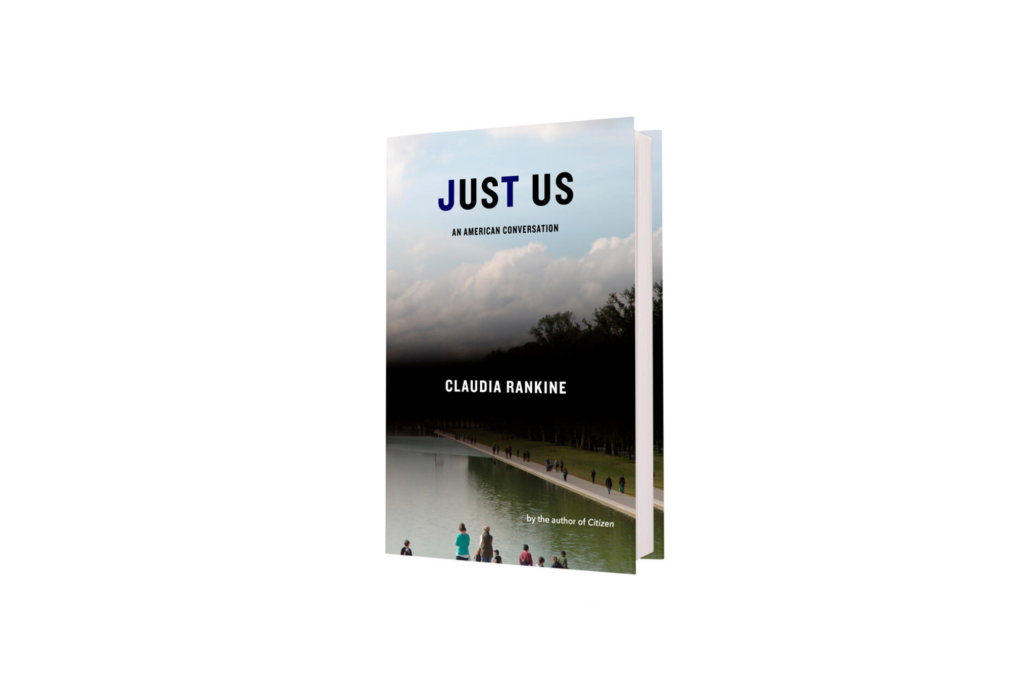 Just Us by Claudia Rankine