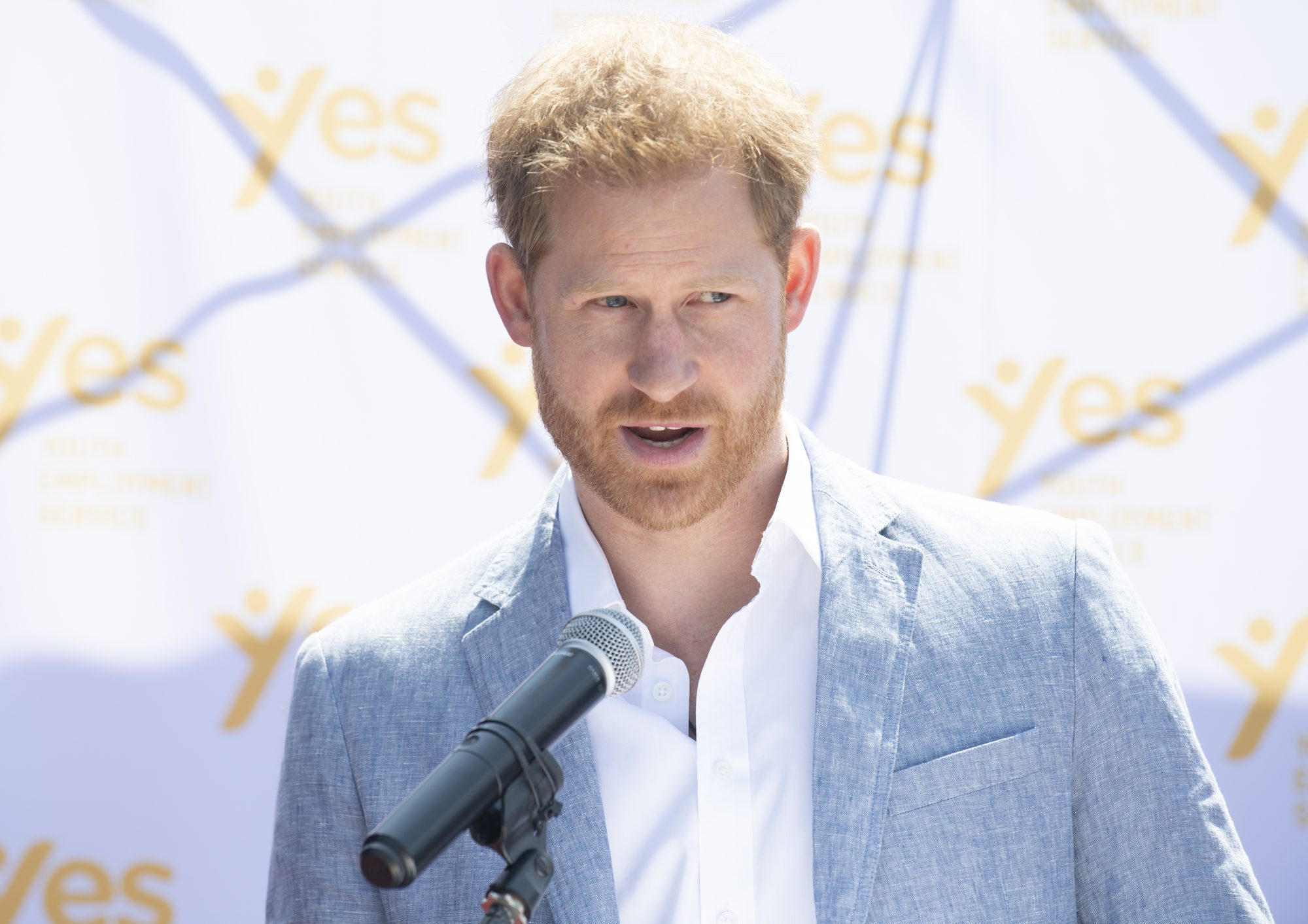prince harry duke of sussex speech