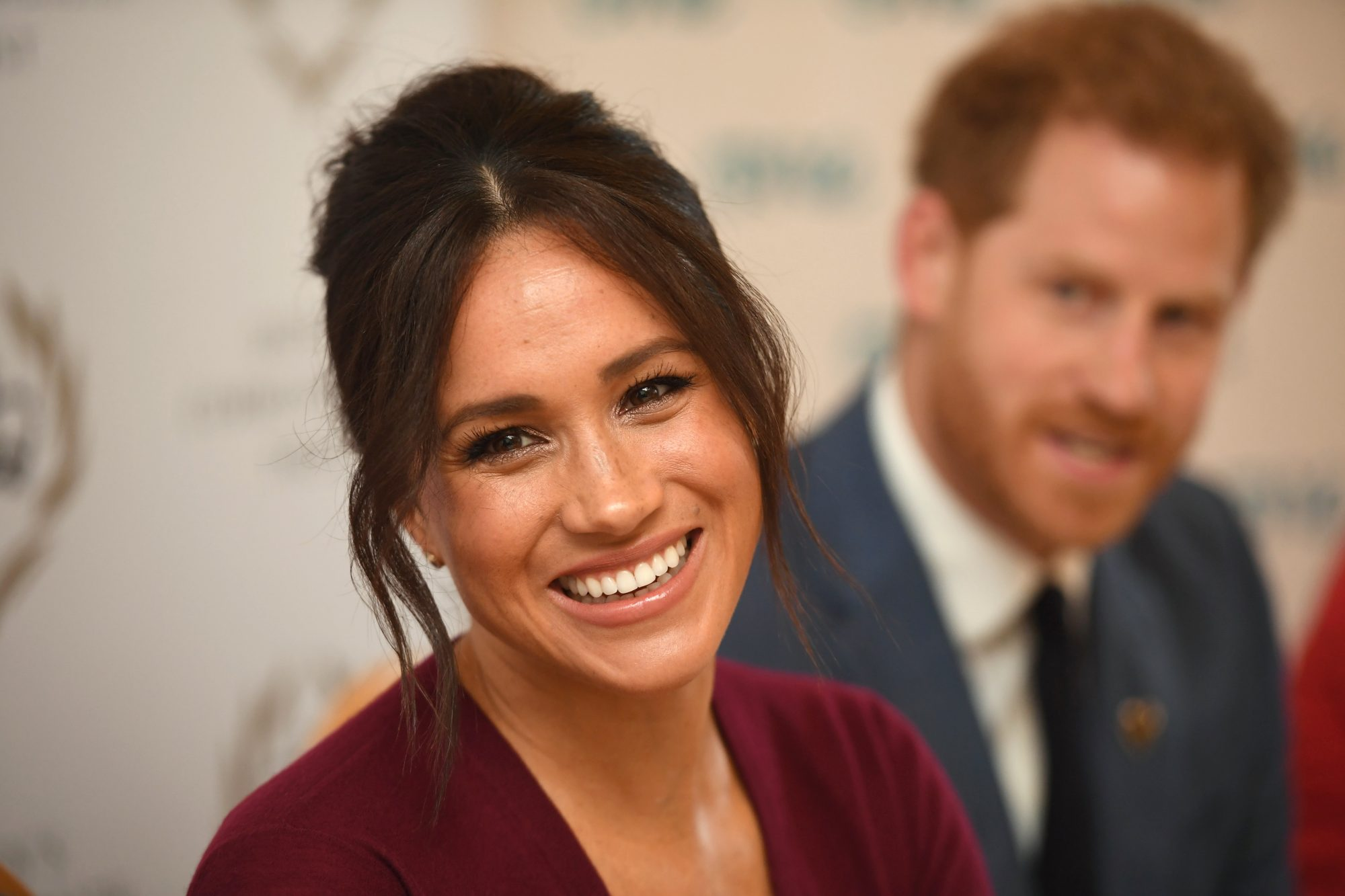 meghan markle duchess of sussex smile