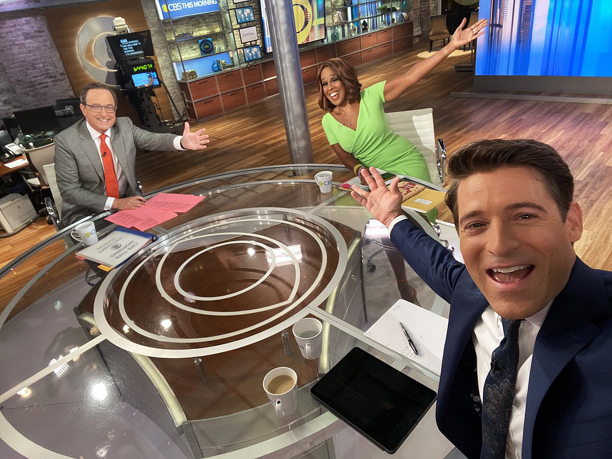 CBS This Morning Reunited