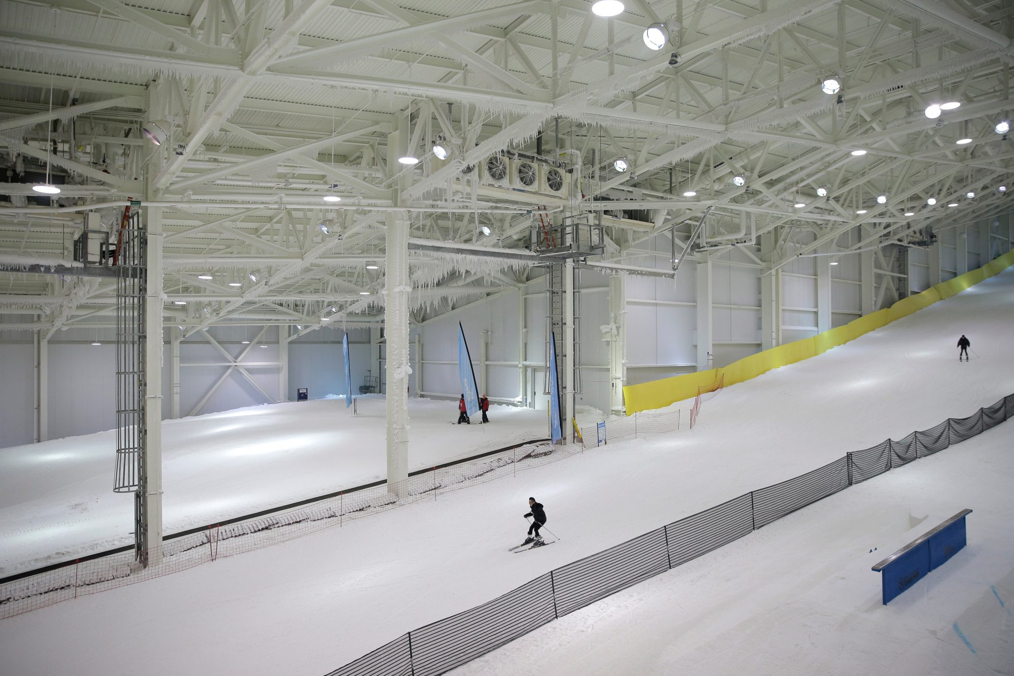 American Dream mall indoor ski