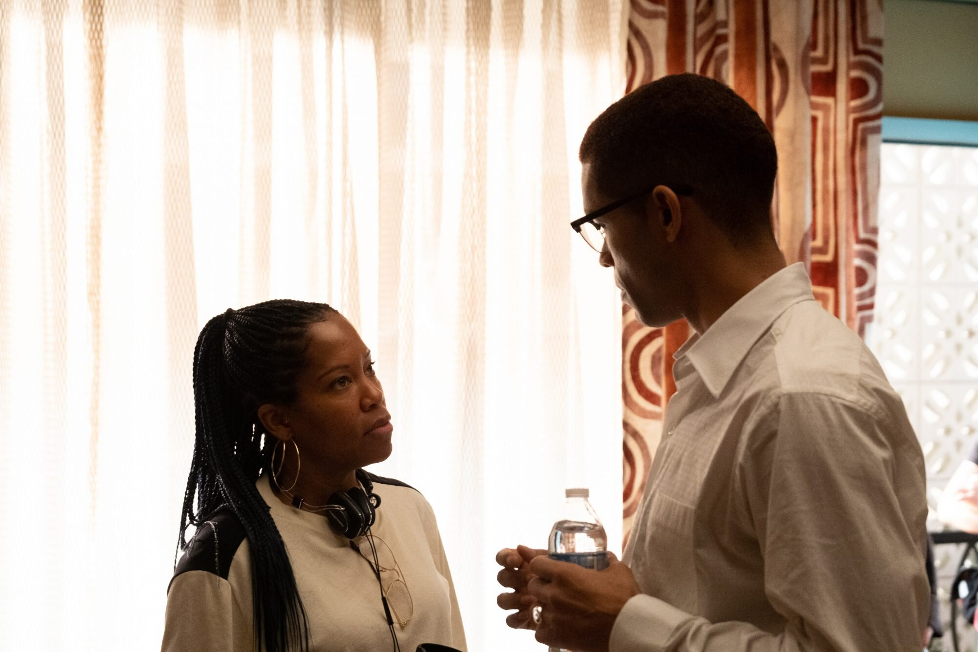 See Regina King Directing Her First Film I One Night In Miami I People Com