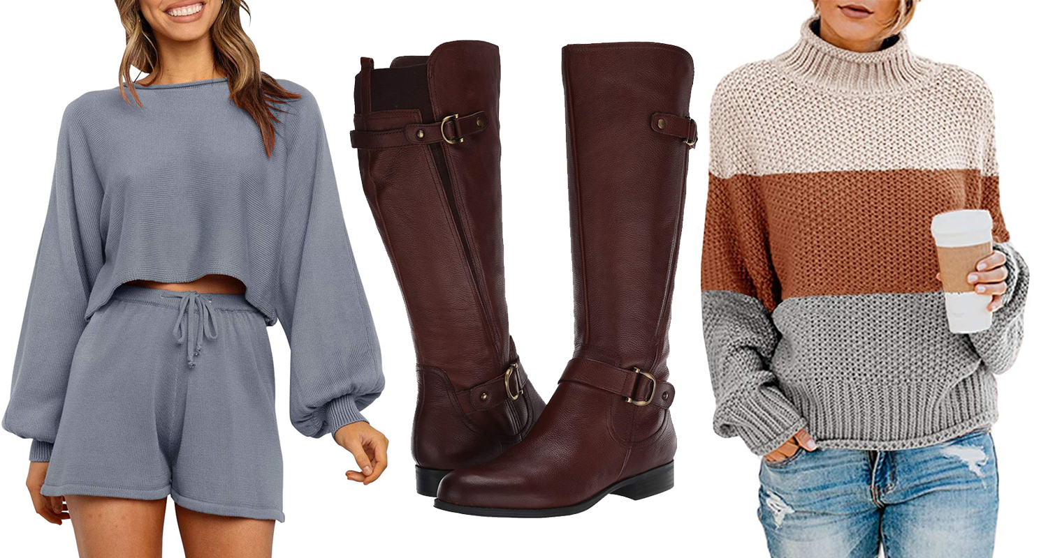 Amazon Fall Fashions