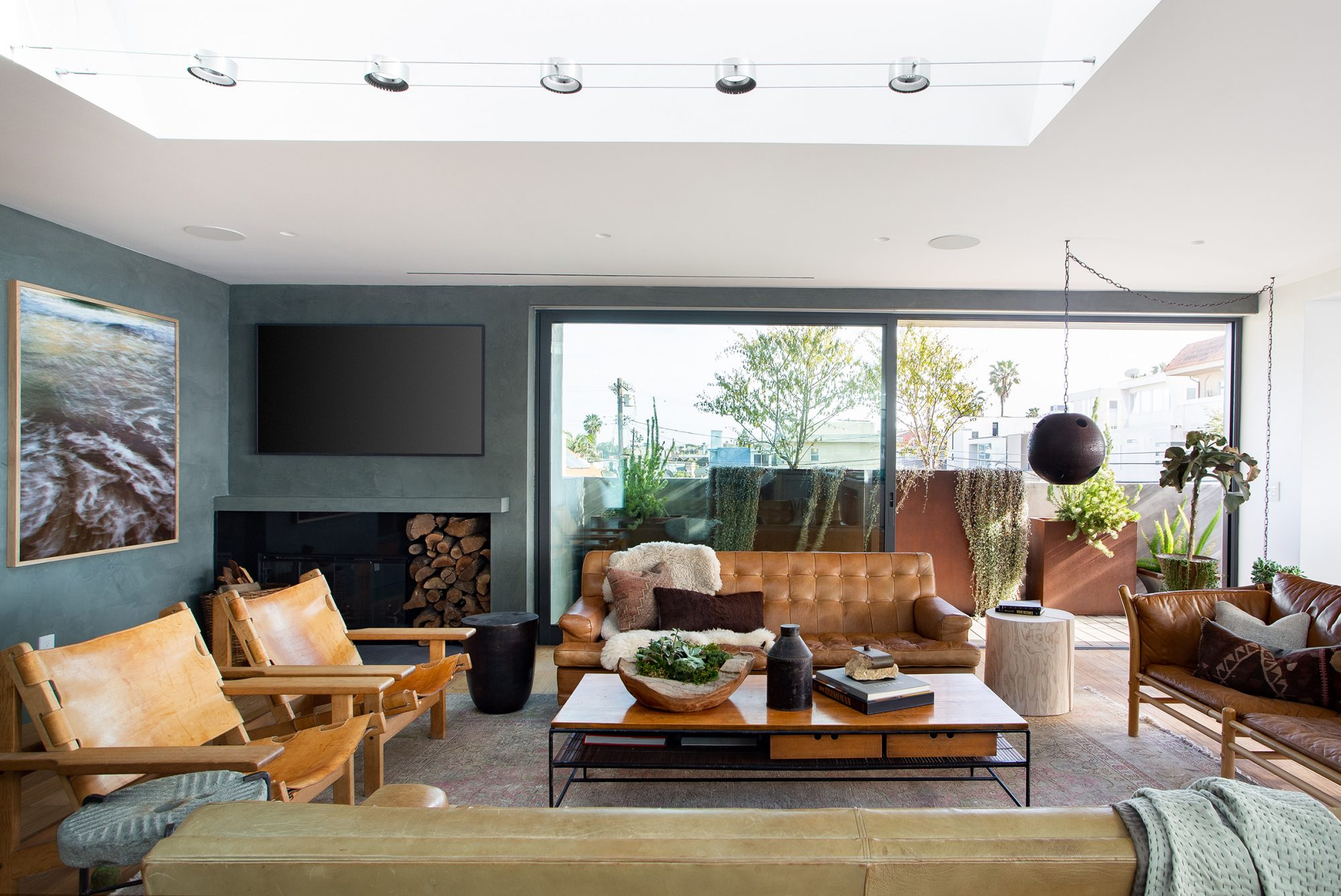 Anna Paquin Home in Architectural Digest