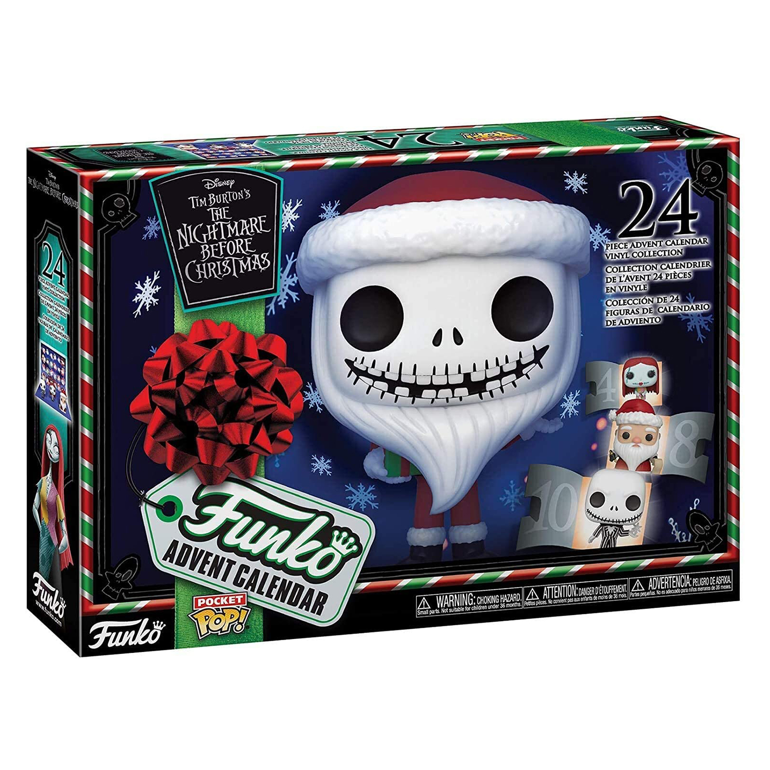 Christmas Funko Harry Potter -- Nightmare Before Christmas