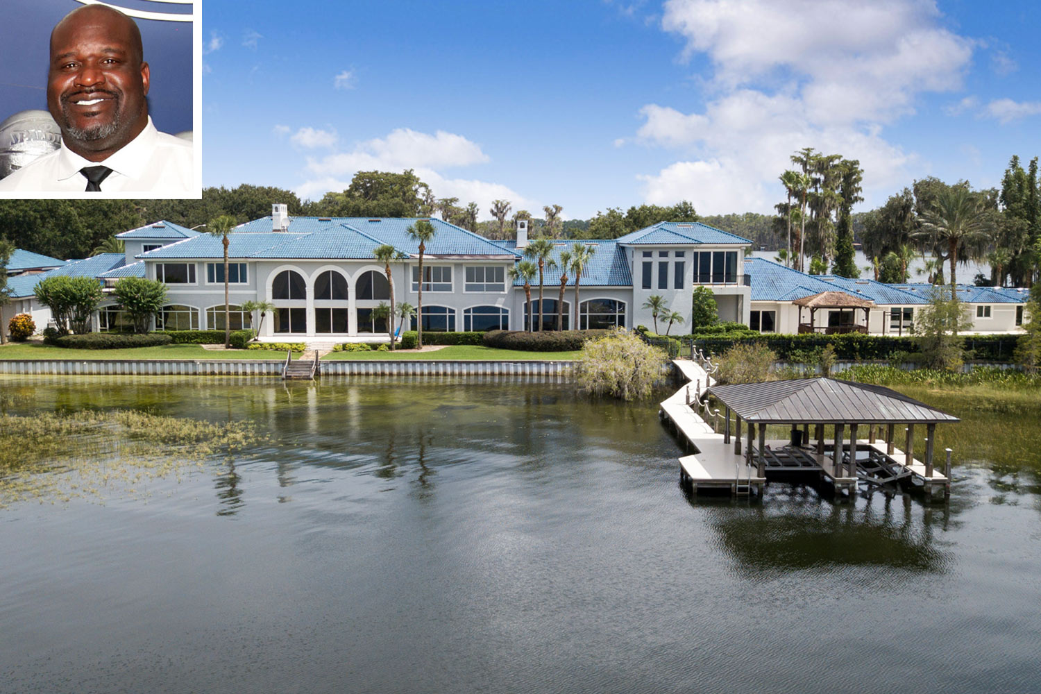 Shaq Selling Florida Home