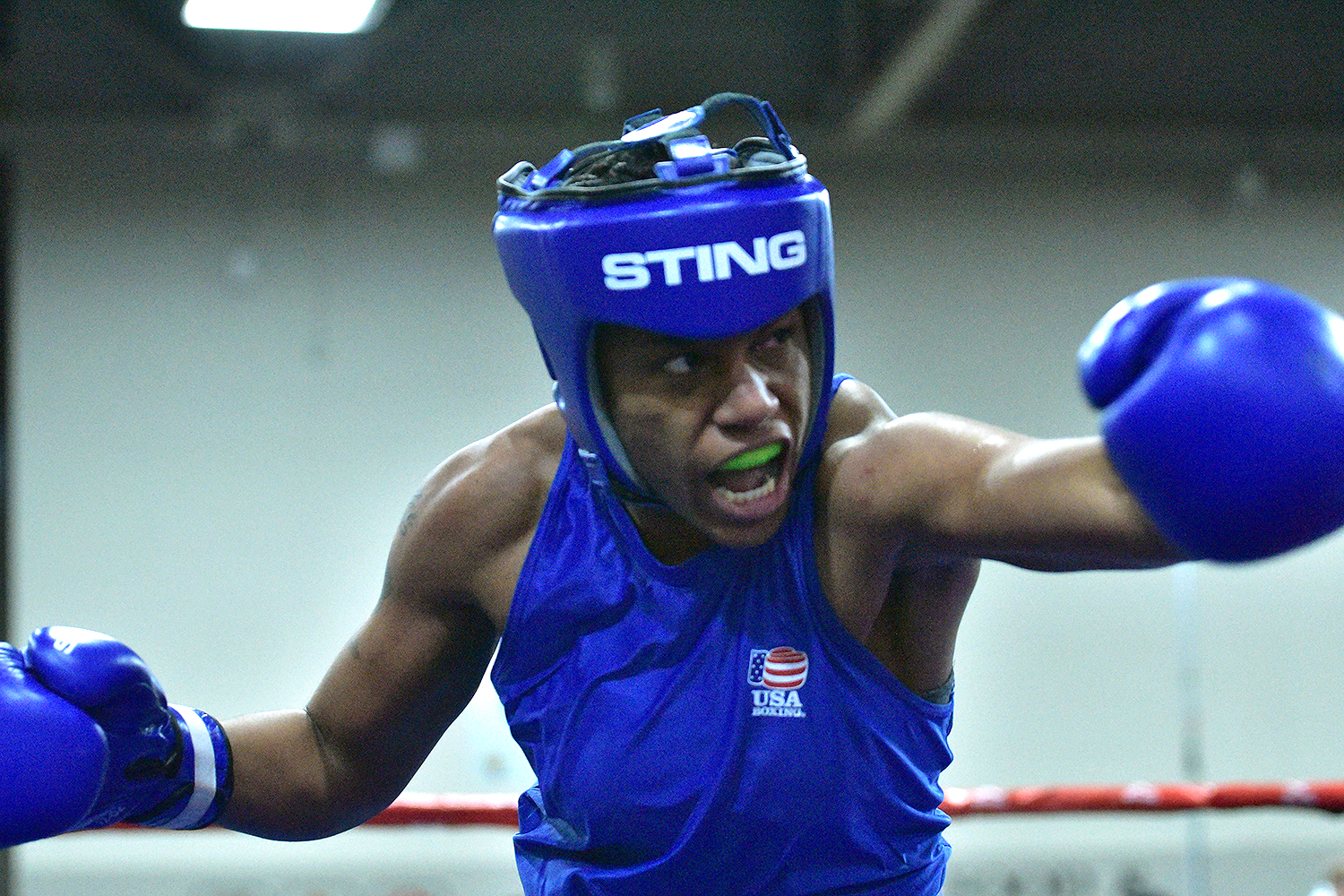 Soldier and Boxer Naomi Graham Has Her Eyes on Olympic Gold: 'I Never Would've Imagined' It