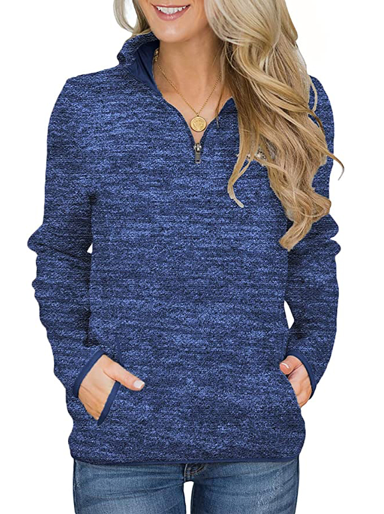 Amazon Best-Selling 'Soft, Cozy, and Comfortable' Pull-Over Sweater