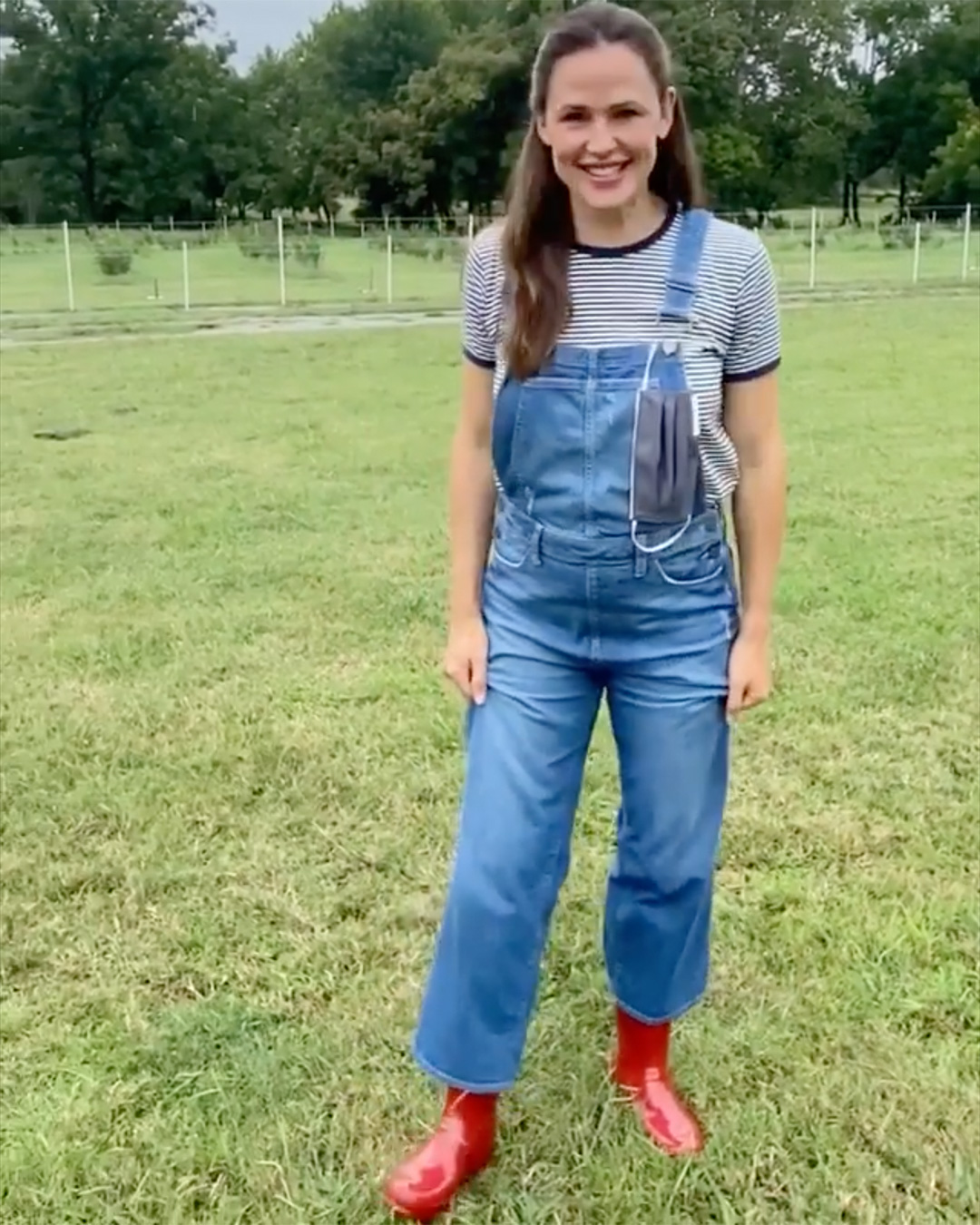 Jennifer Garner Farm