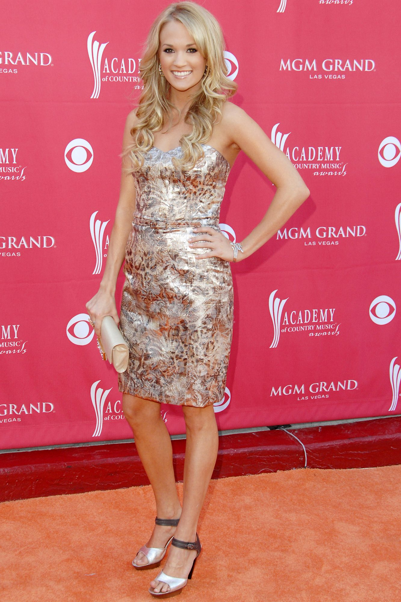 Carrie Underwood Academy of Country Music Awards