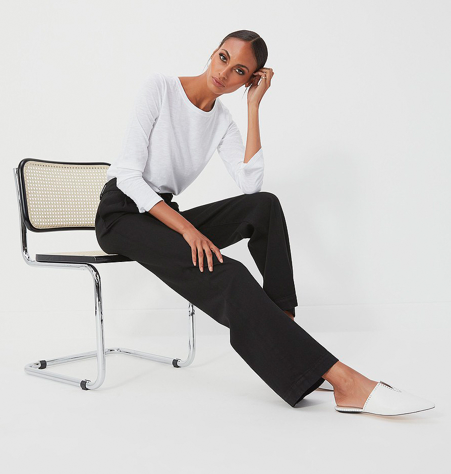 Paige Denim; THE NINES capsule collection