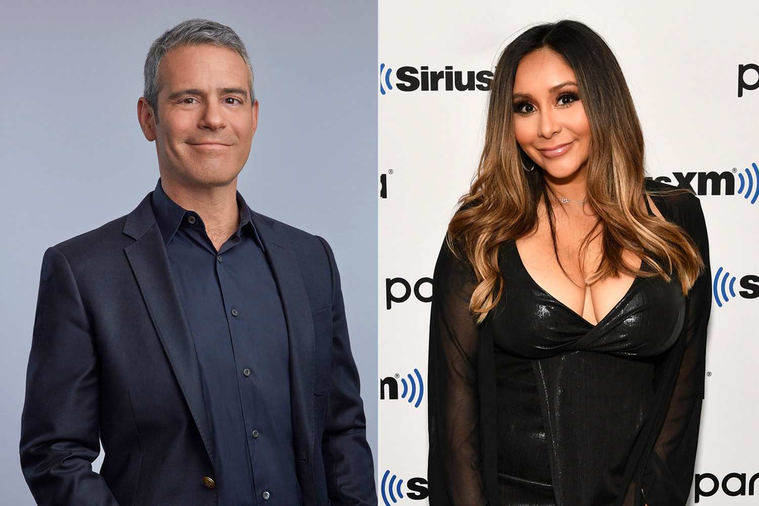 andy cohen, snooki