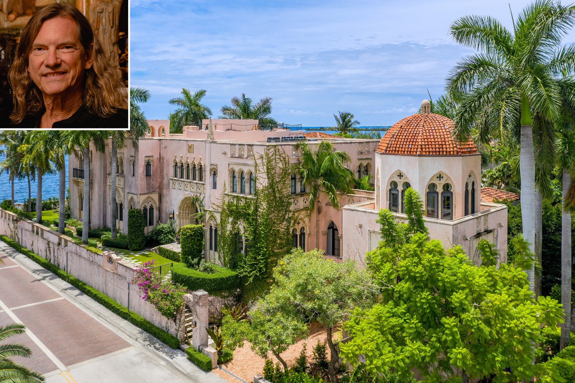 Marrying Millions Star Bill Hutchinson Lists Waterfront Mansion