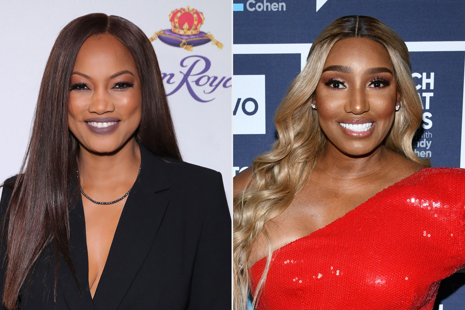 Garcelle Beauvais and Nene Leakes