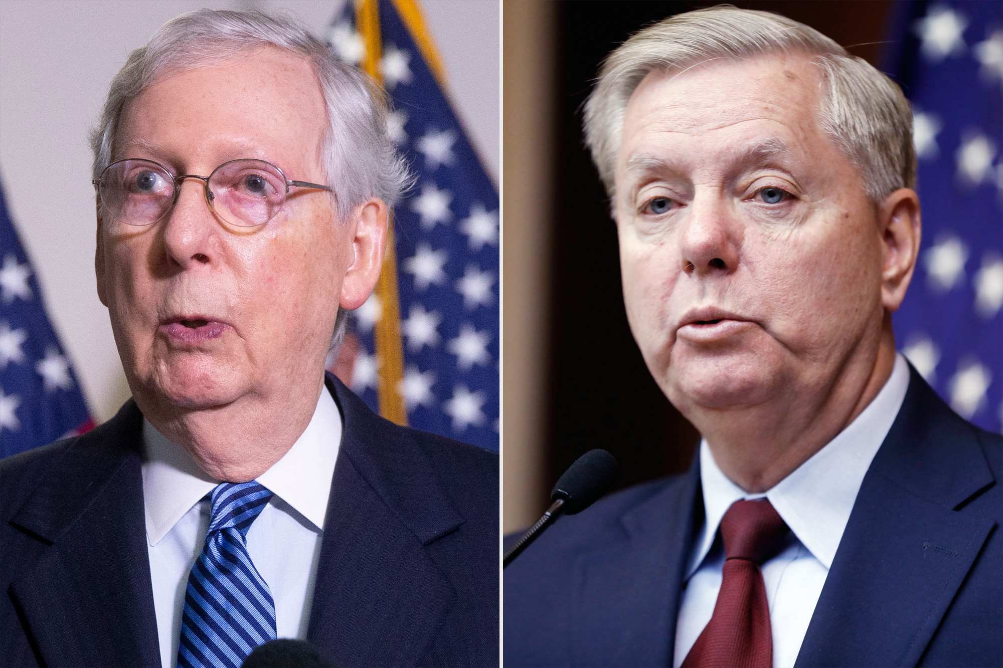 GOP Senators Accused of 'Hypocrisy' Amid Push to Fill RBG's Supreme Court Seat Before Election