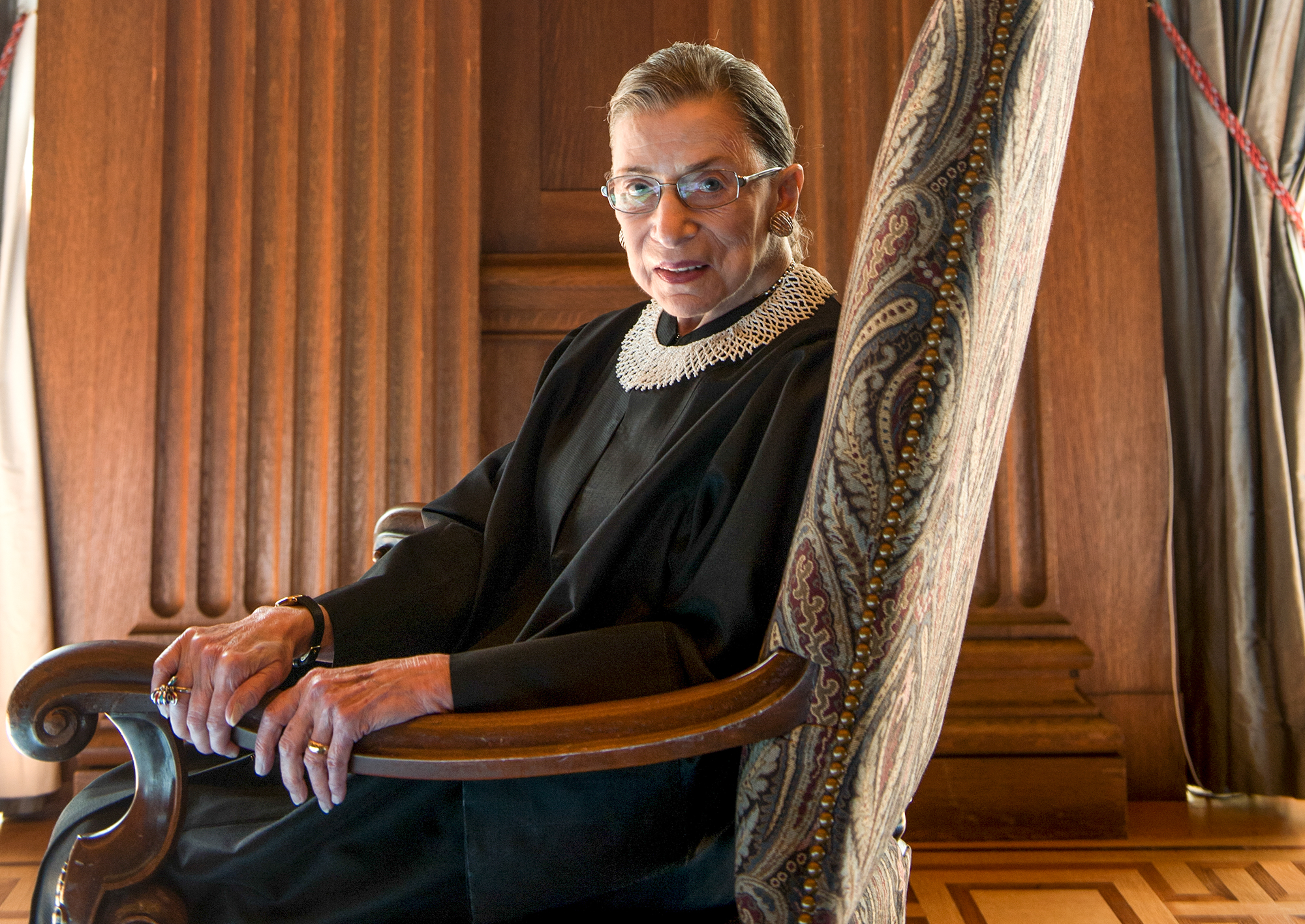 Ruther Bader Ginsberg