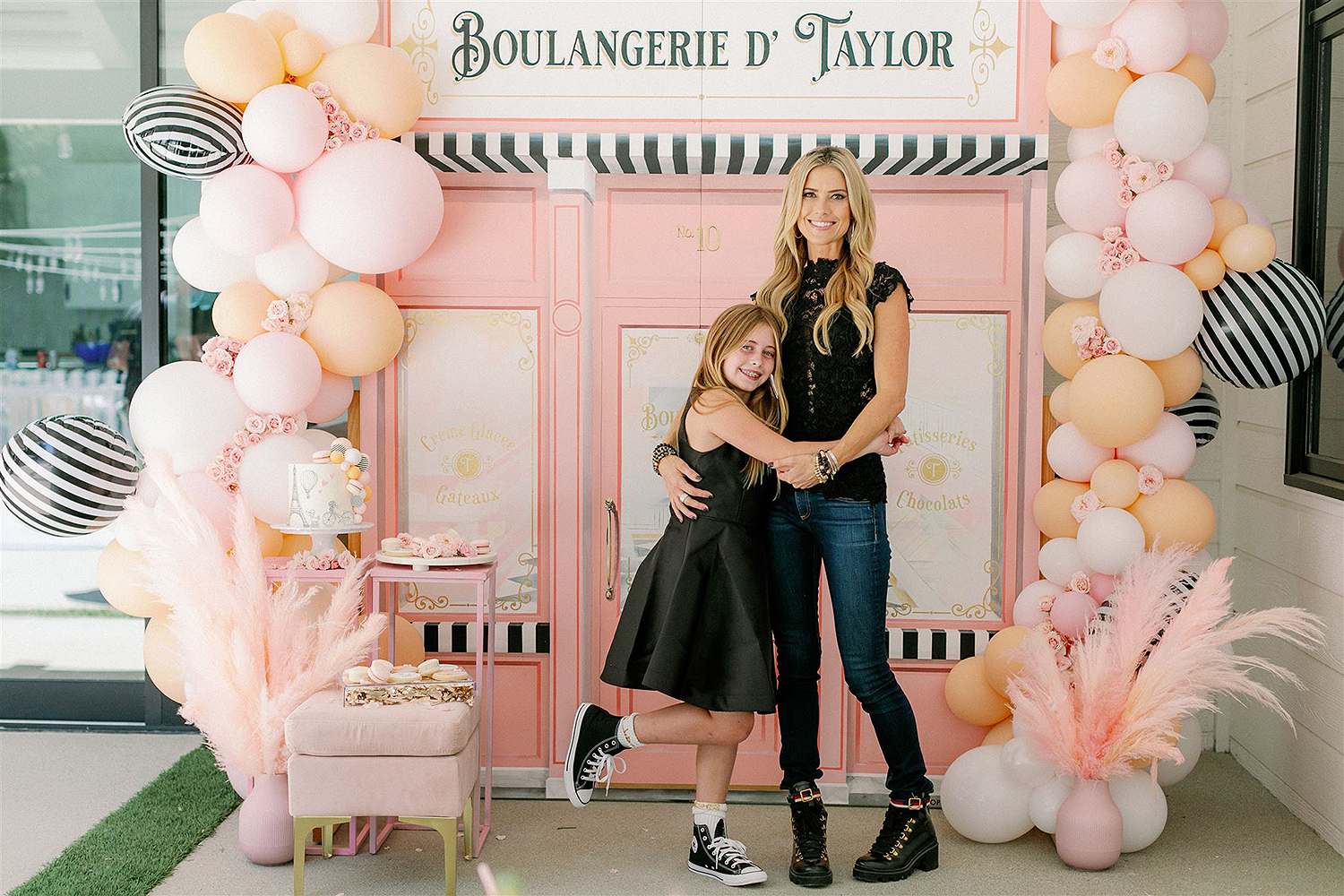Christina Anstead's daughter Taylor birthday