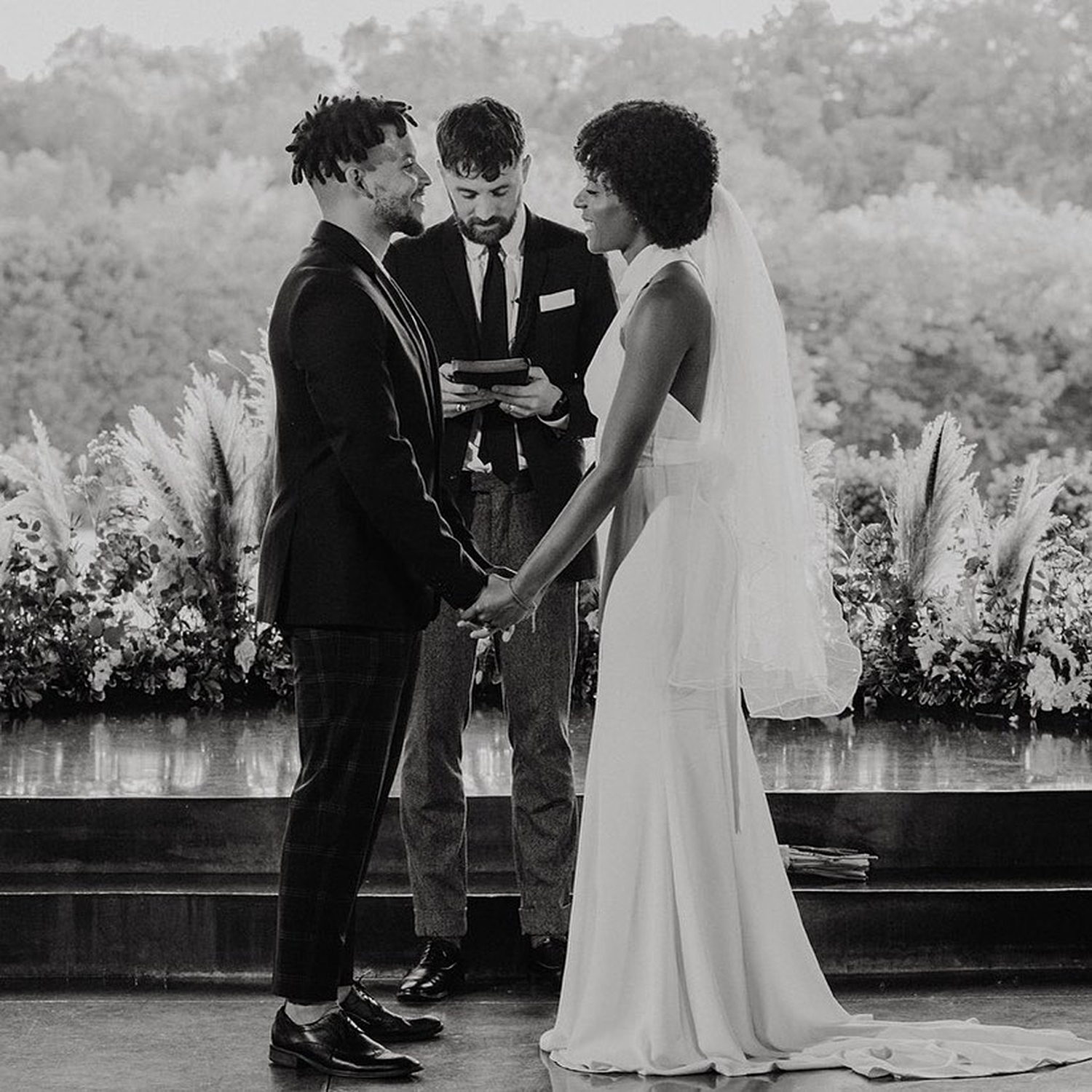 Tavior Mowry wedding