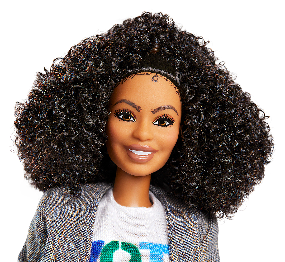 """Yara Shahidi Barbie®️ Doll 