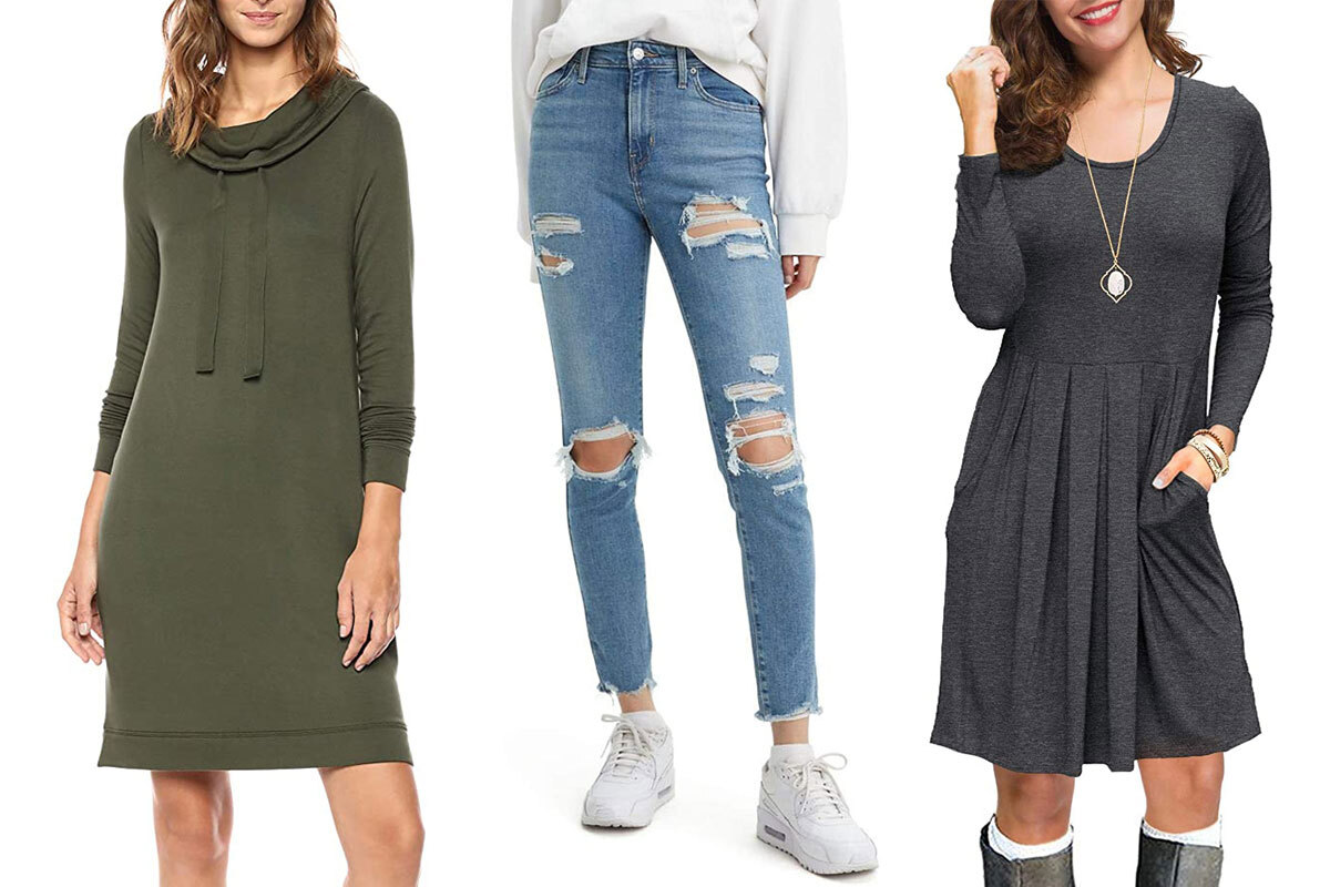fall fashion clothing deals sales amazon
