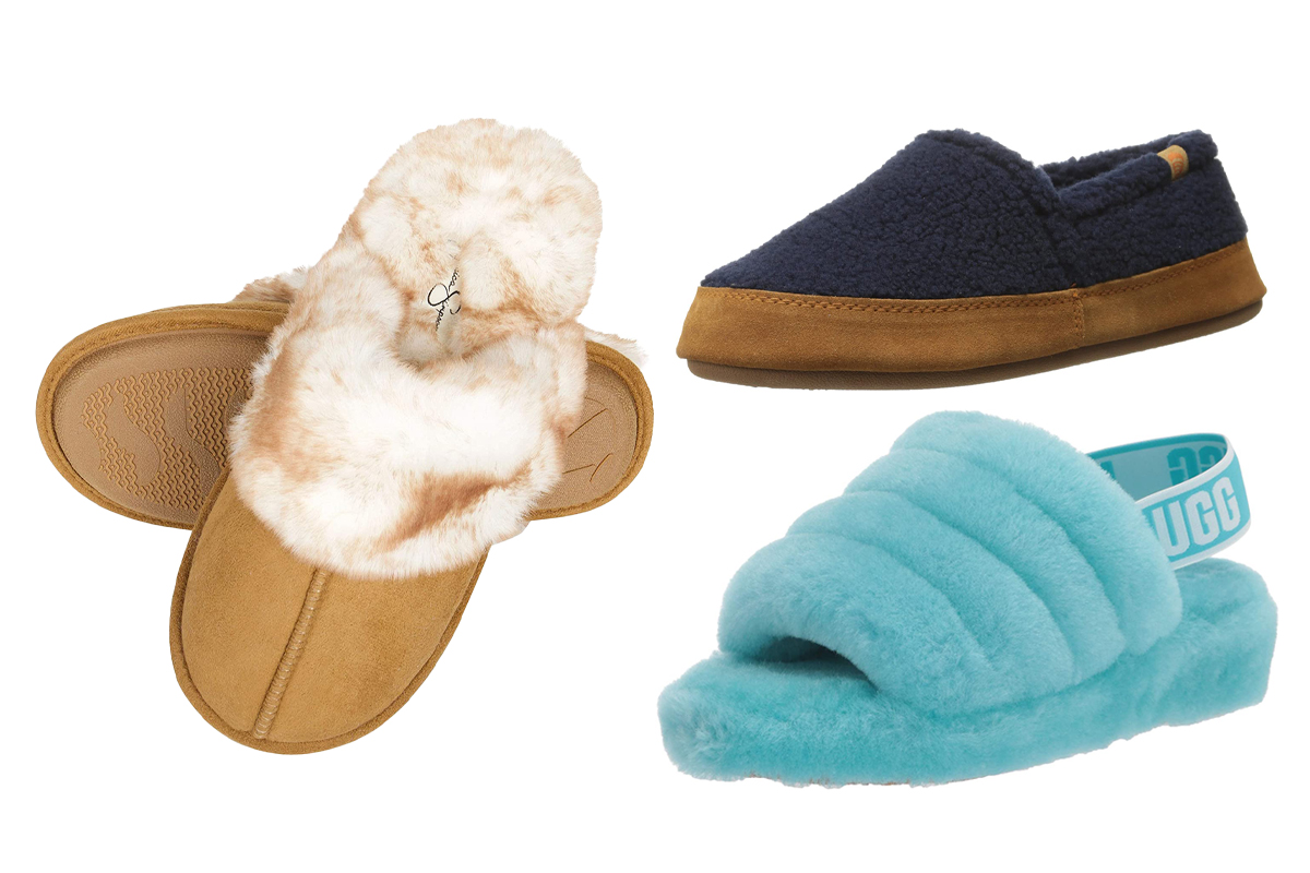 Indoor/Outdoor Amazon Slippers