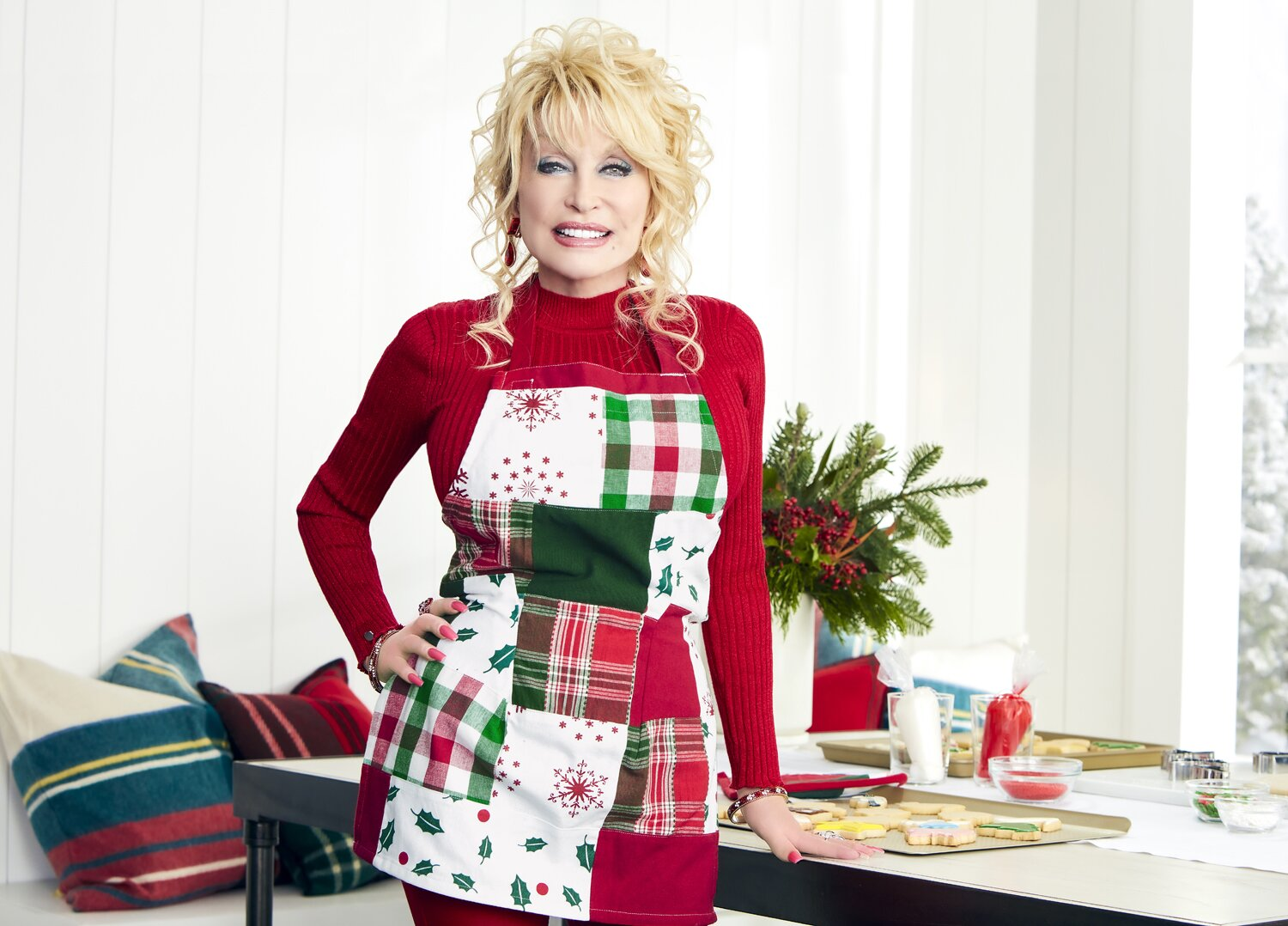 Williams Sonoma 2020 Christmas Catalog Dolly Parton Launches New Holiday Collection at Williams Sonoma