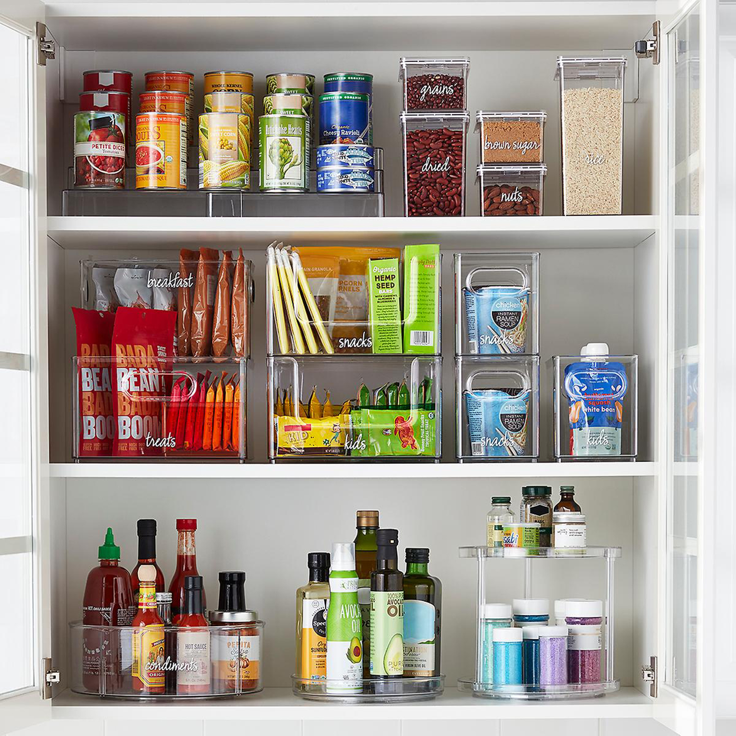 The Home Edit Storage Solution